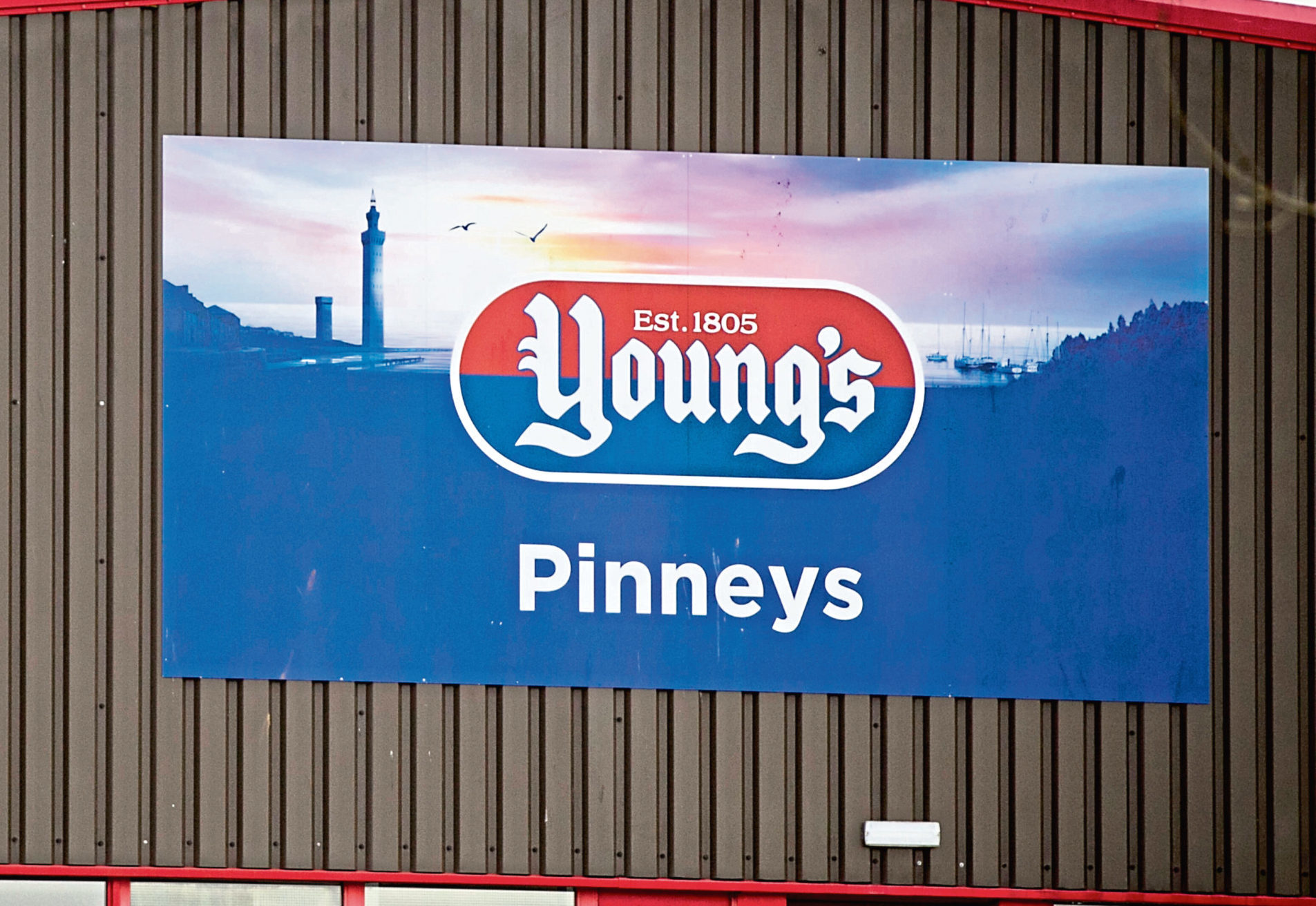 Pinneys fish factory (Andrew Cawley / DC Thomson)