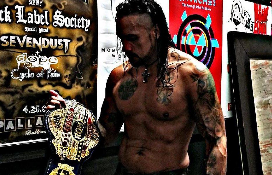 Punishment Martinez (Ring of Honor)
