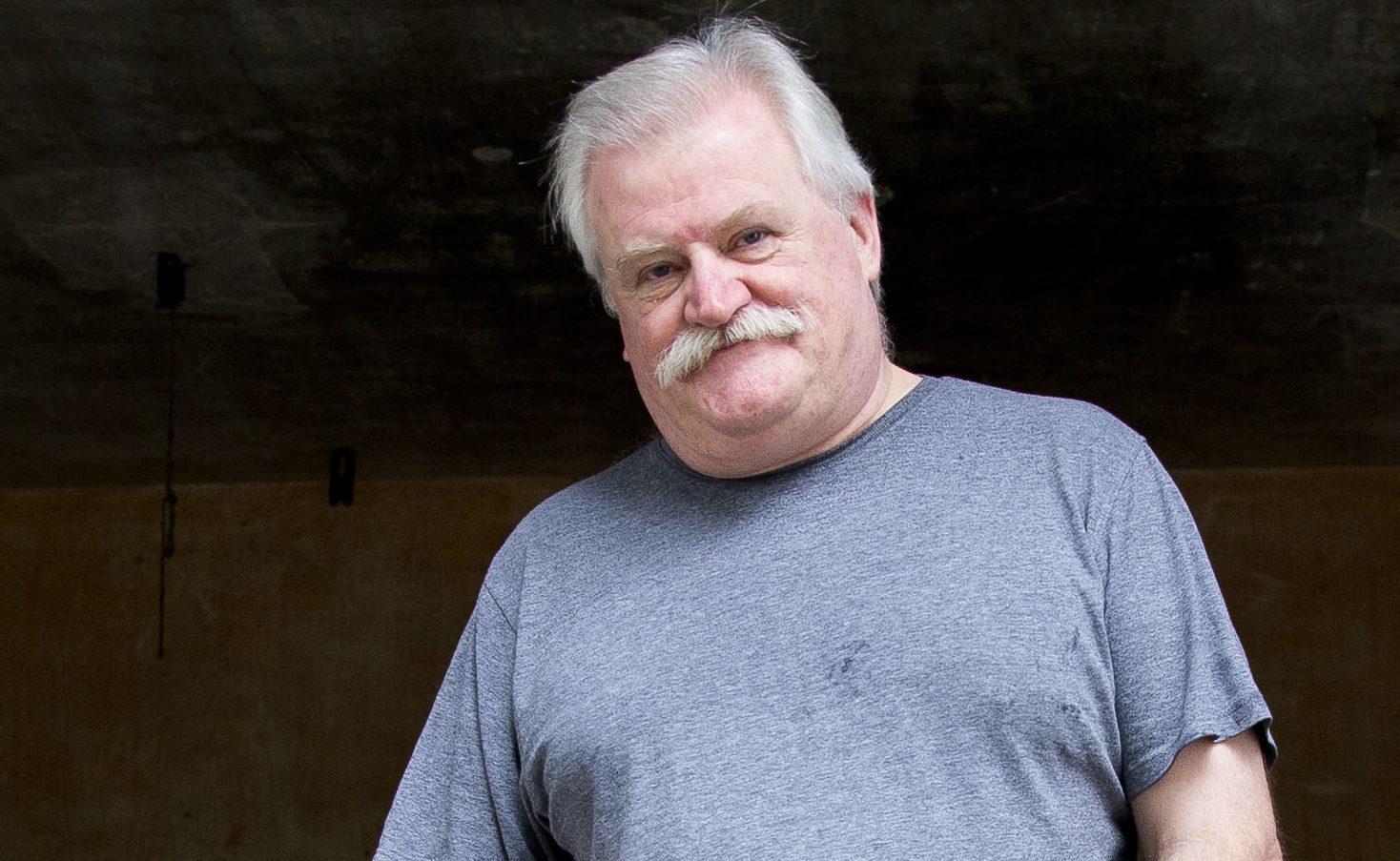 David Blair directed Hurricane (Jamie Williamson)