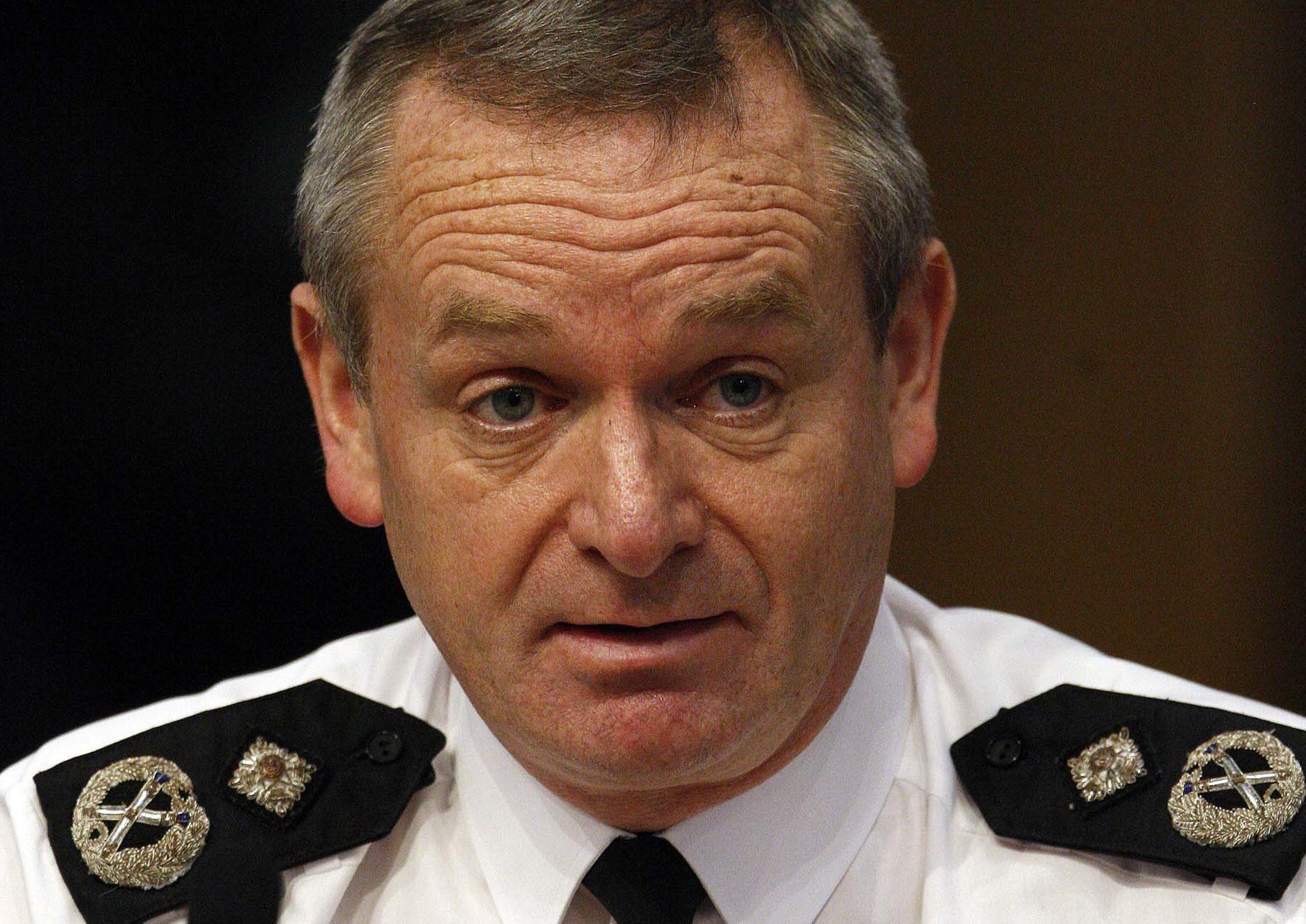 Iain Livingstone (Andrew Cowan/Scottish Parliament)