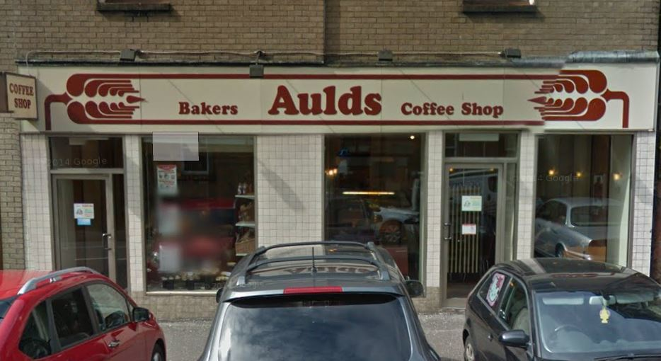 An Aulds store in Greenock (Google)
