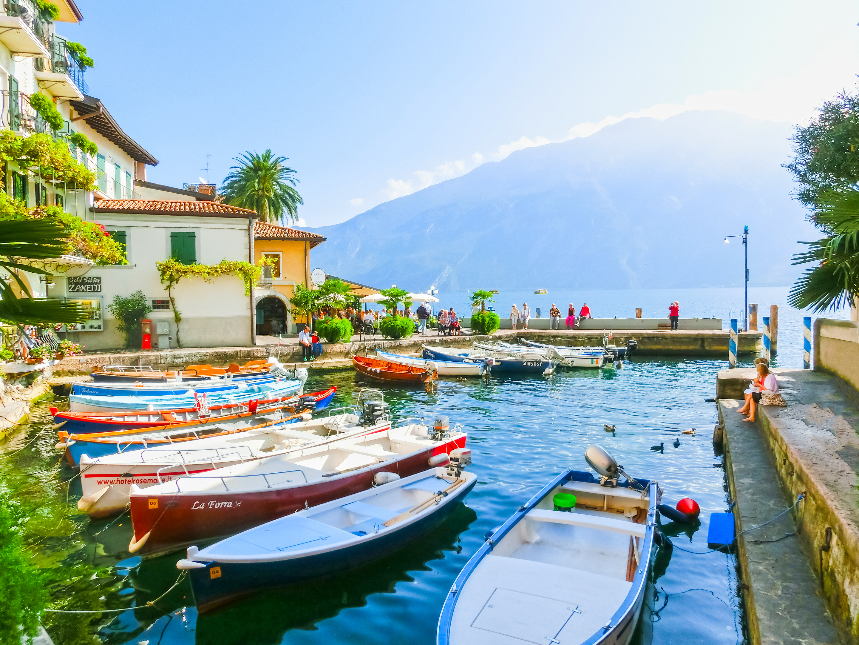 Lake Garda (Getty Images)