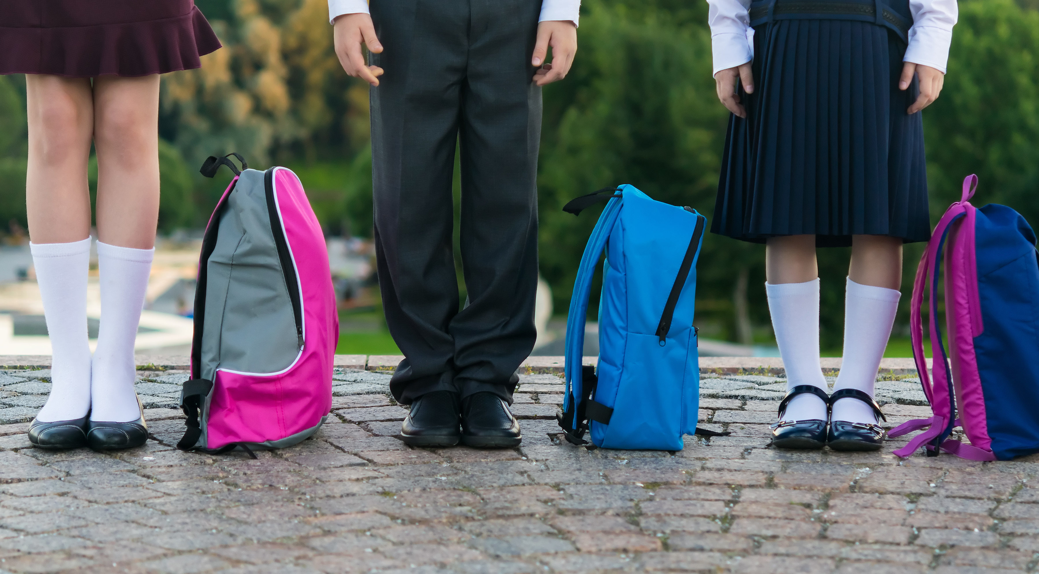 From new uniforms to pencil cases, the cost of going back to school is increasing for parents. (Getty).