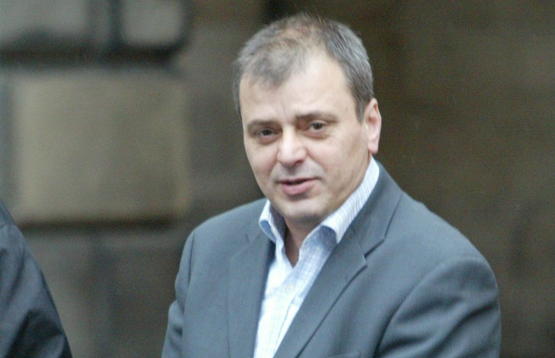 Di Caprio's link to Scotland dates back to when the mob operation's Aberdeen end was run by Antonio La Torre, above
