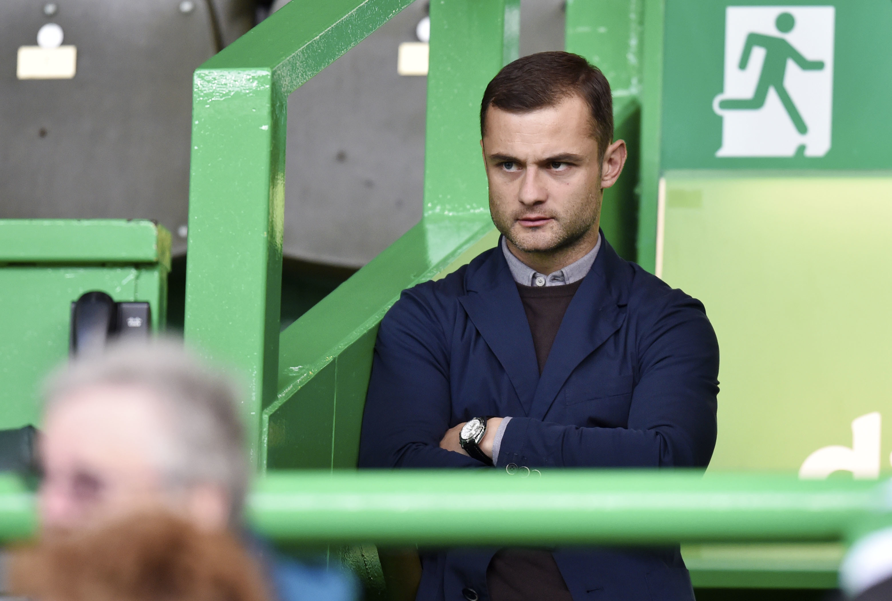 Former Celtic player Shaun Maloney (SNS Group /  Rob Casey)