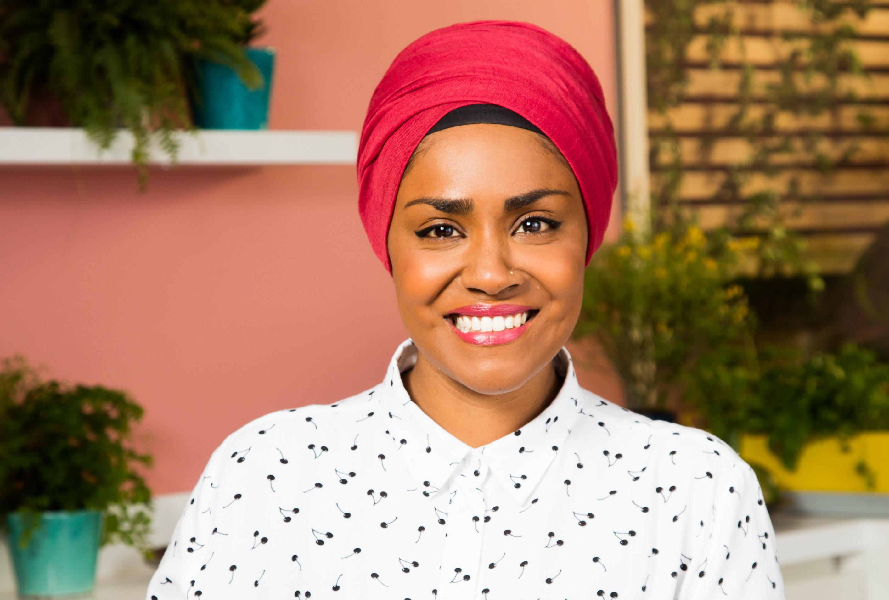 Nadiya Hussain (BBC / Jay Brooks)