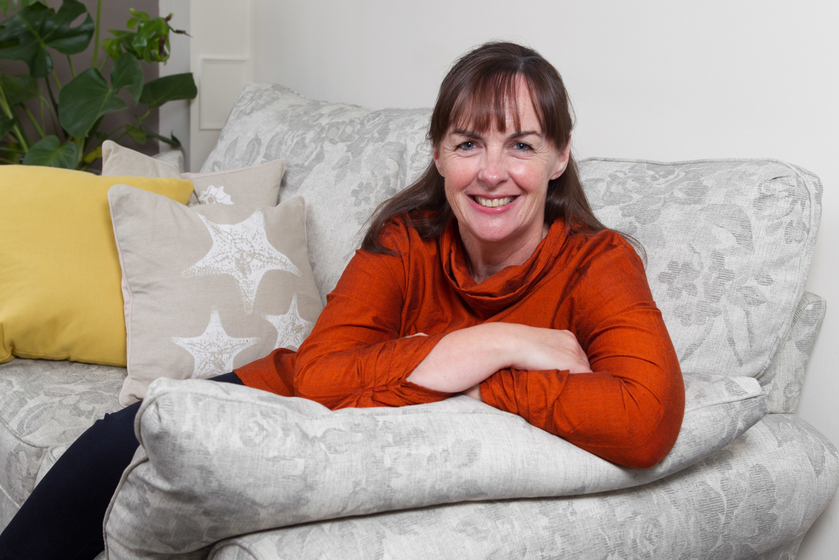 Hilary Peppiette is an end-of-life doula (Chris Austin / DC Thomson)