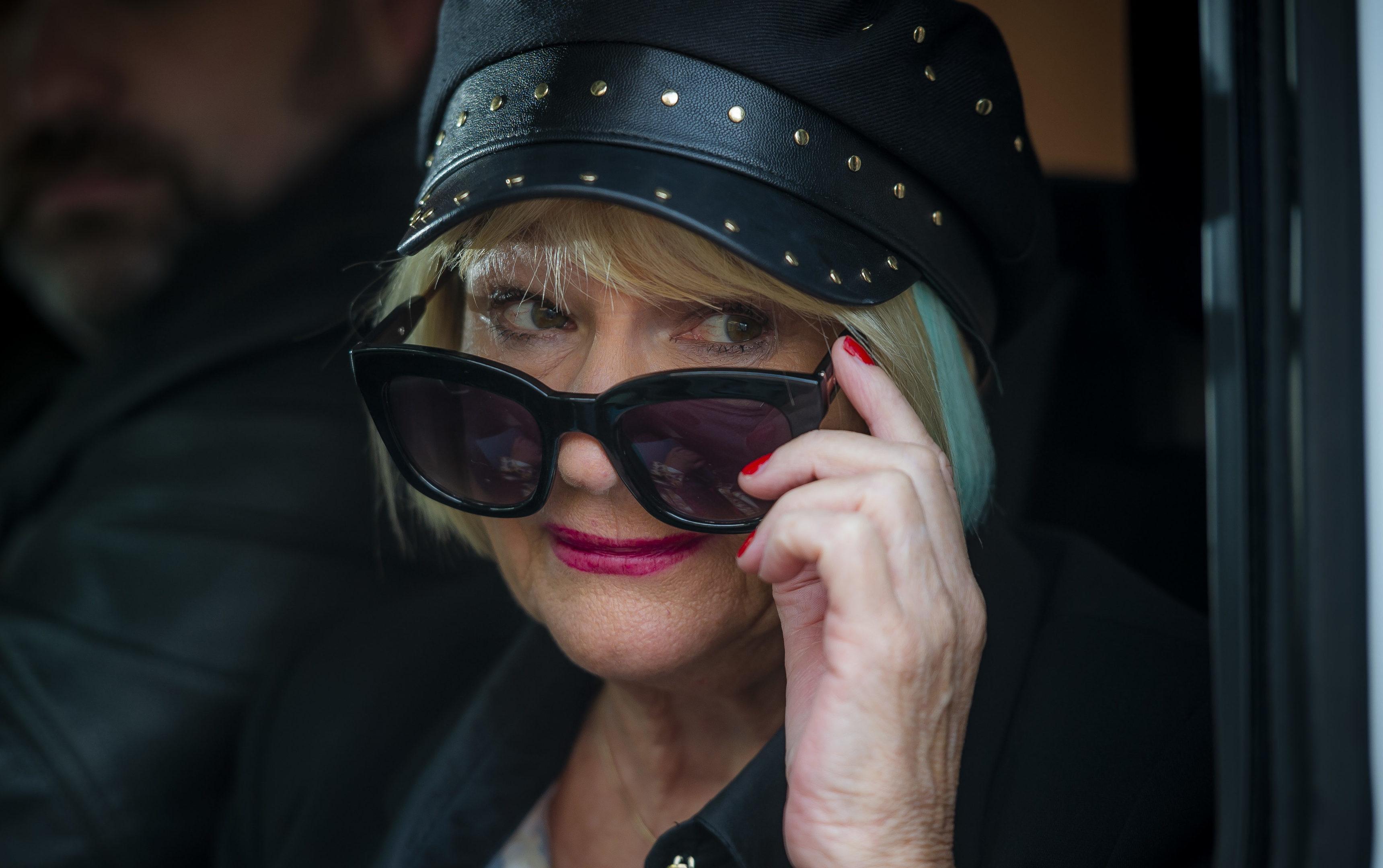 Barbara Rafferty returns to Shieldinch (Alan Peebles / BBC Scotland)