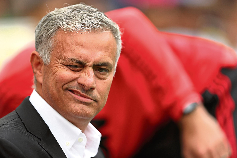 Jose Mourinho (Dan Istitene/Getty Images)