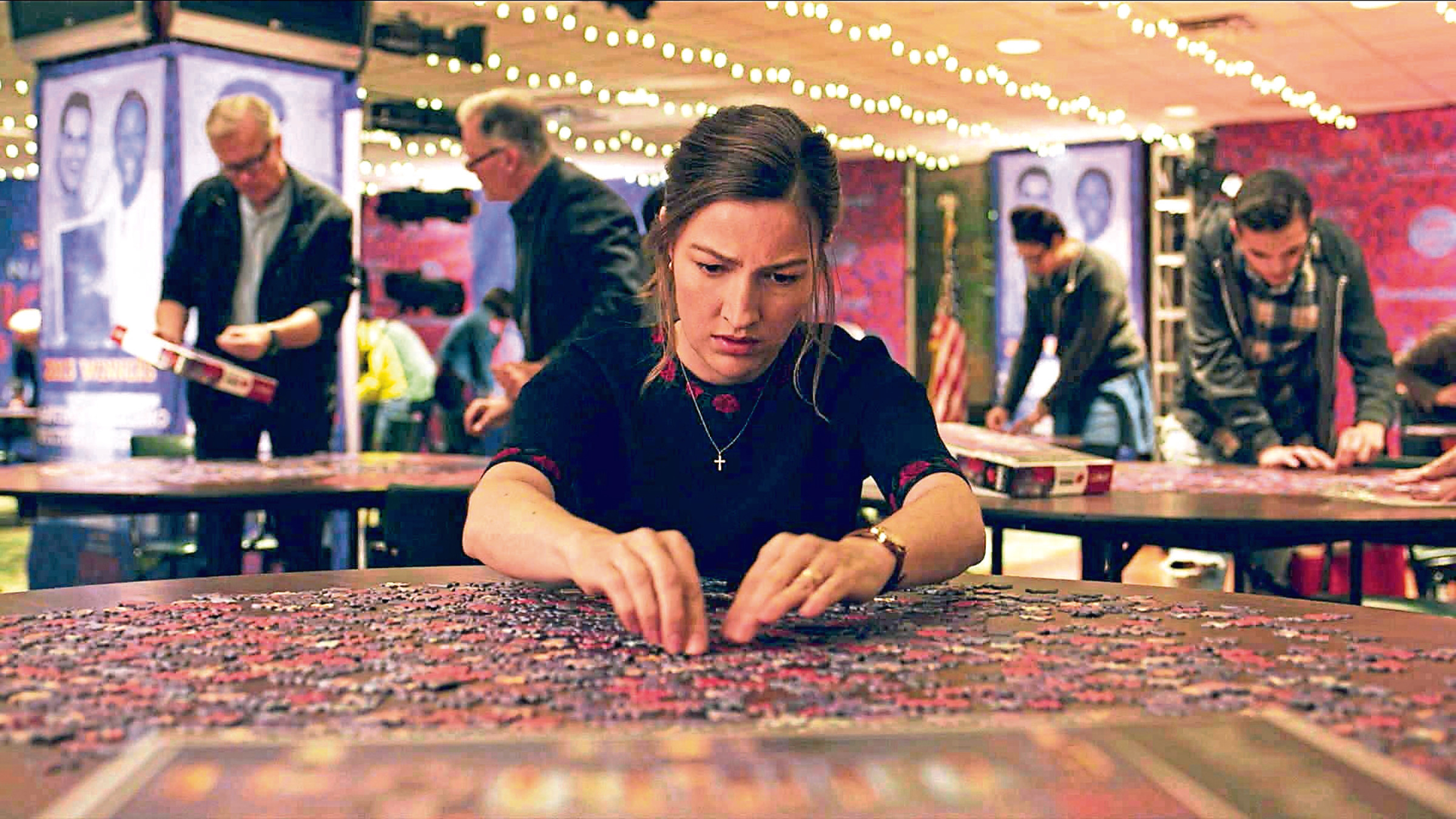 Kelly Macdonald in Puzzle (Allstar/SONY PICTURES CLASSICS)