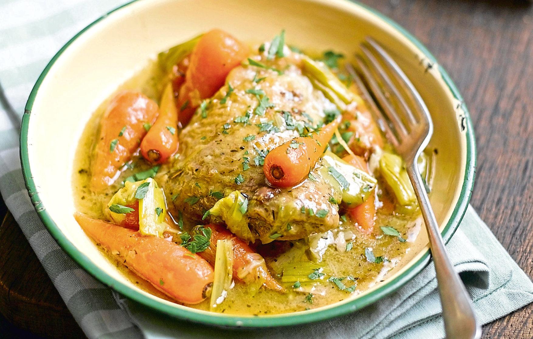 Chicken stew from Berryworld