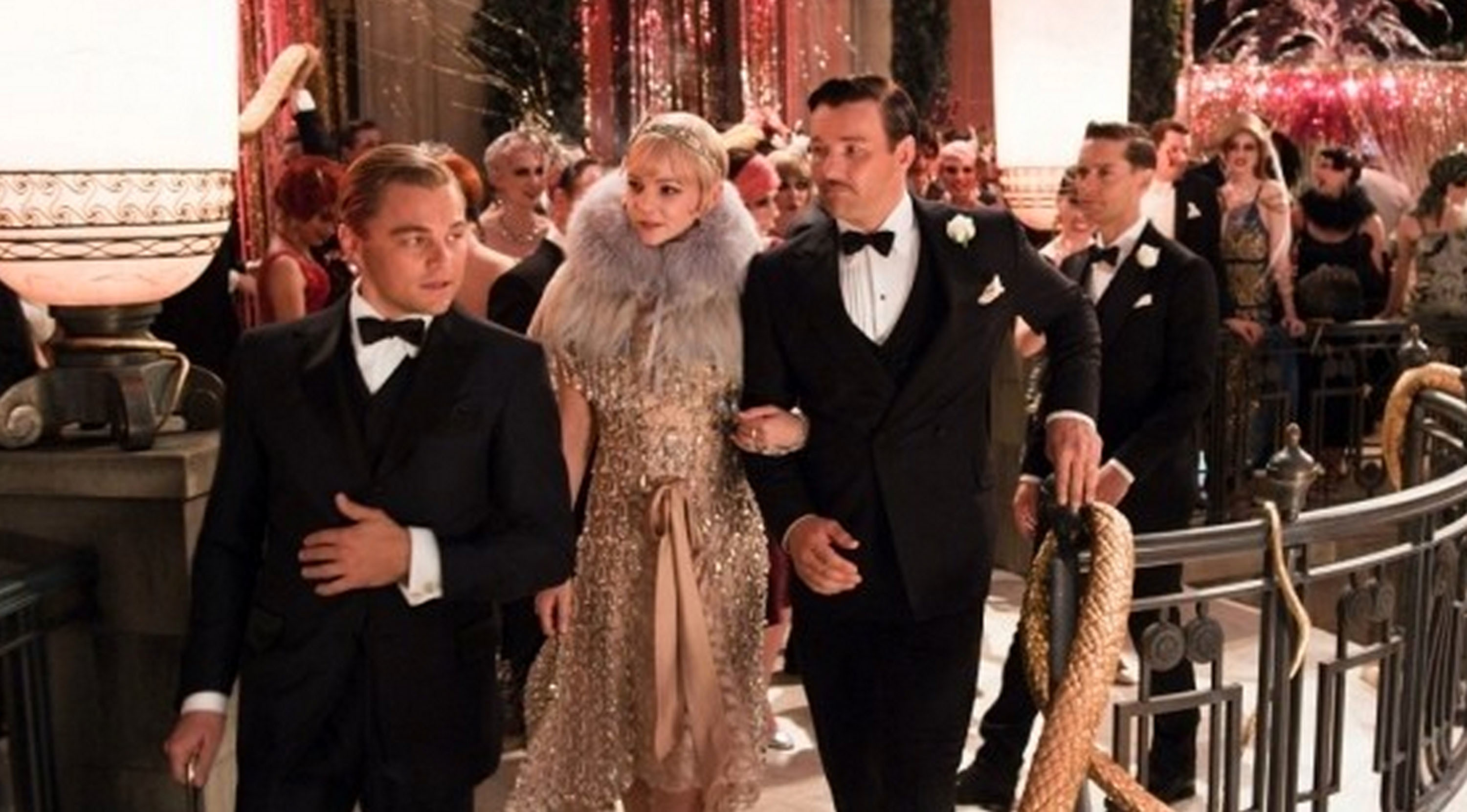 Scores for The Great Gatsby, along with many other Baz Luhrmann movies, have been composed in Glasgow (Warner Bros)