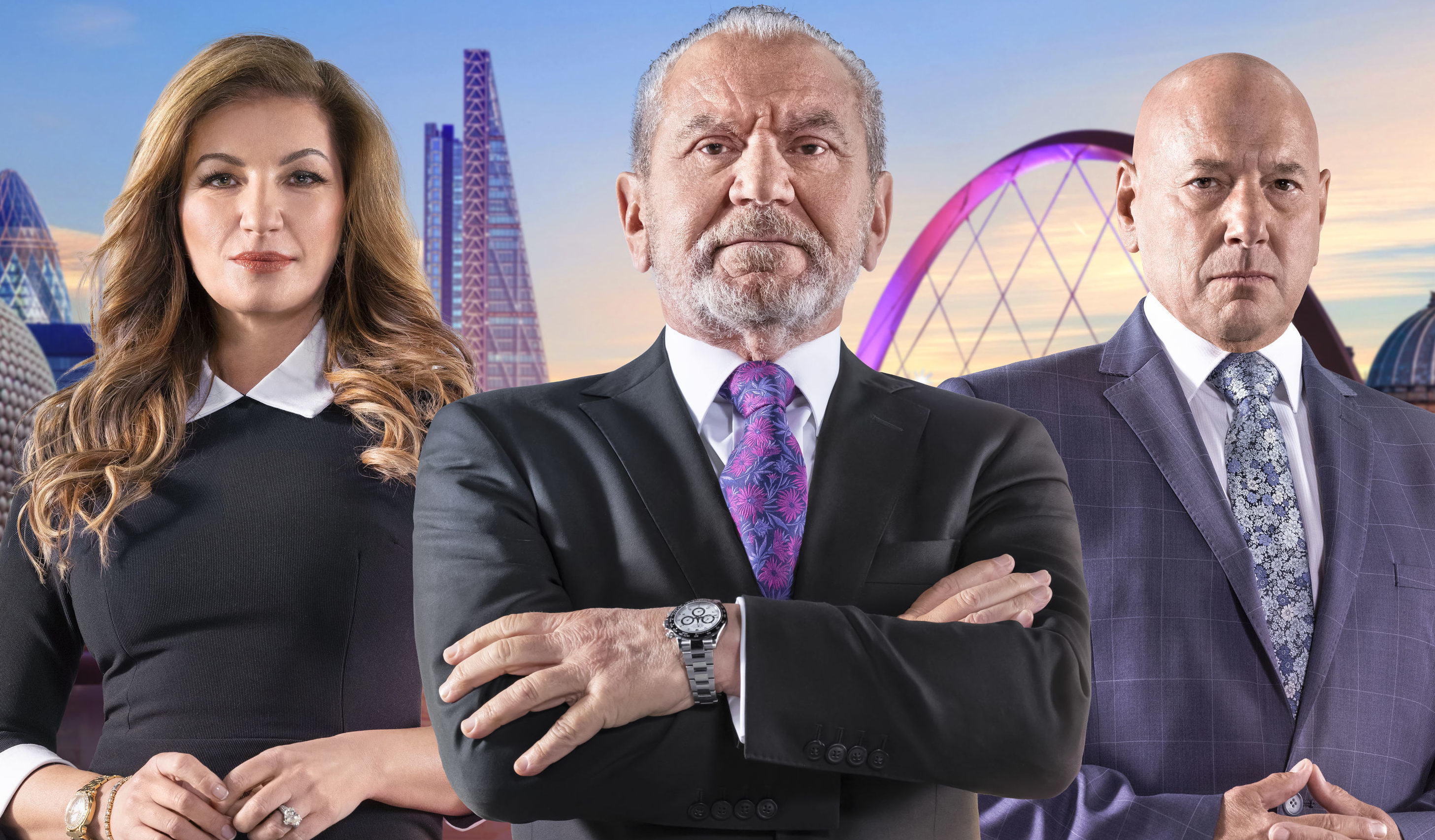 The Apprentice comes to Glasgow this series (BBC / PA Wire)