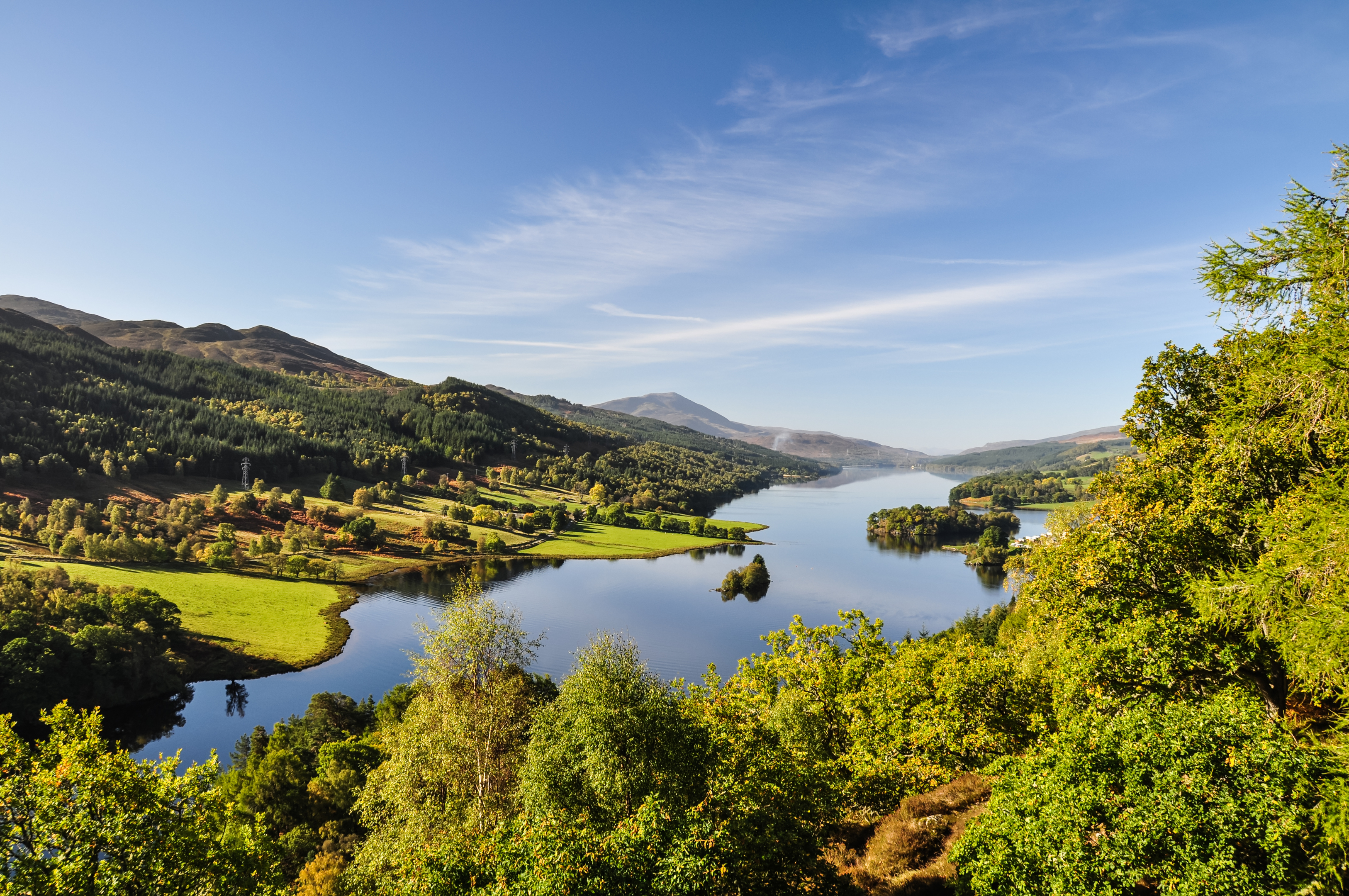 Perthshire could be your next perfect getaway (Getty)