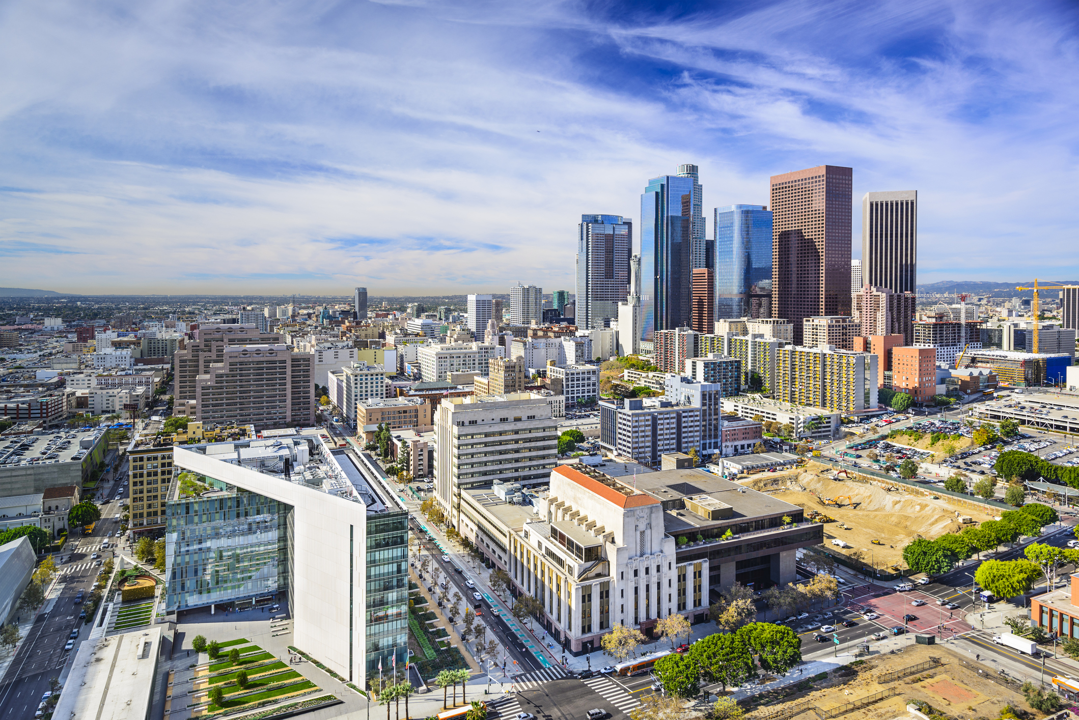 Downtown Los Angeles (Getty Images)