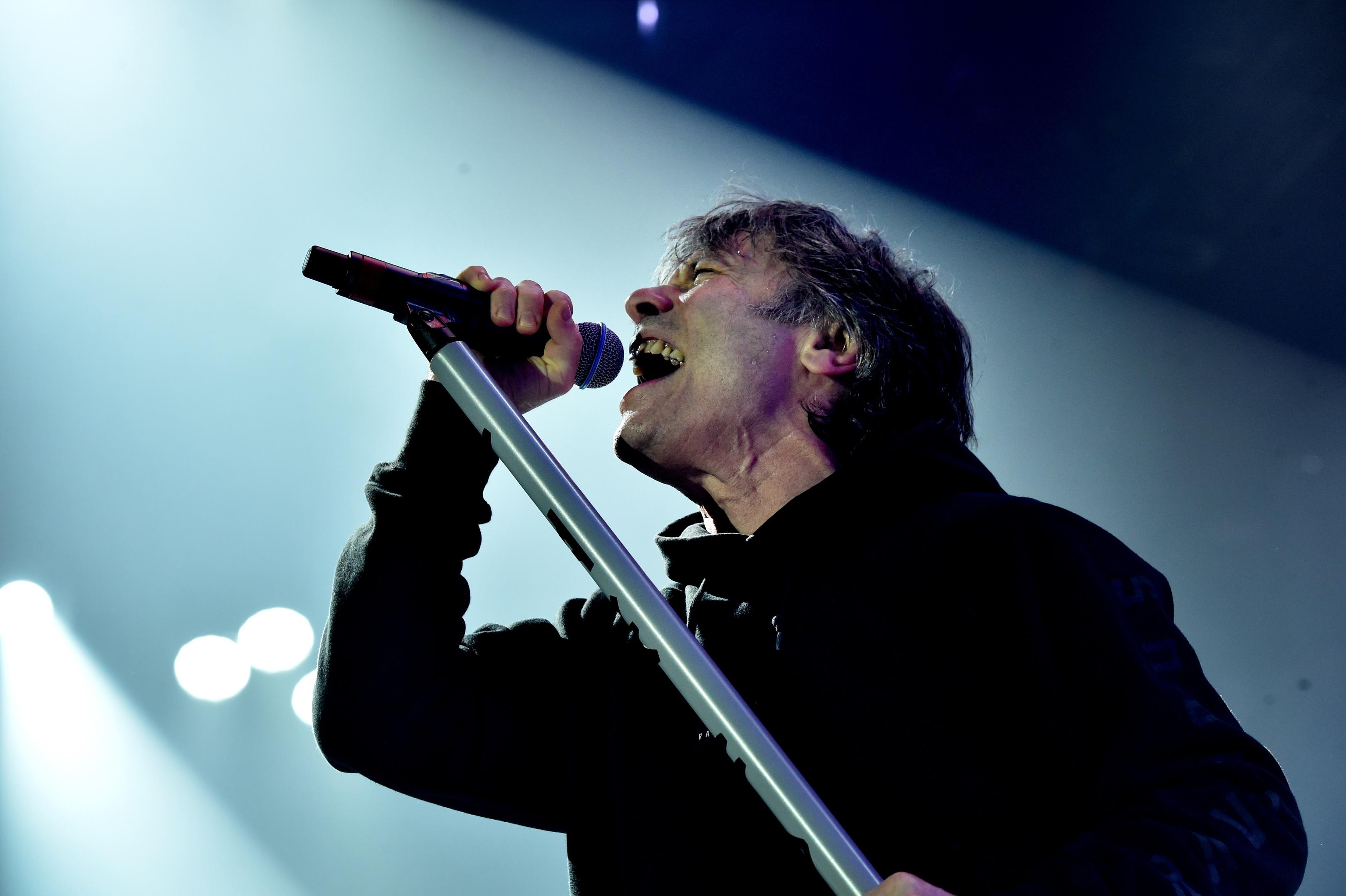 Iron Maiden's Bruce Dickinson (Colin Rennie / Press & Journal)