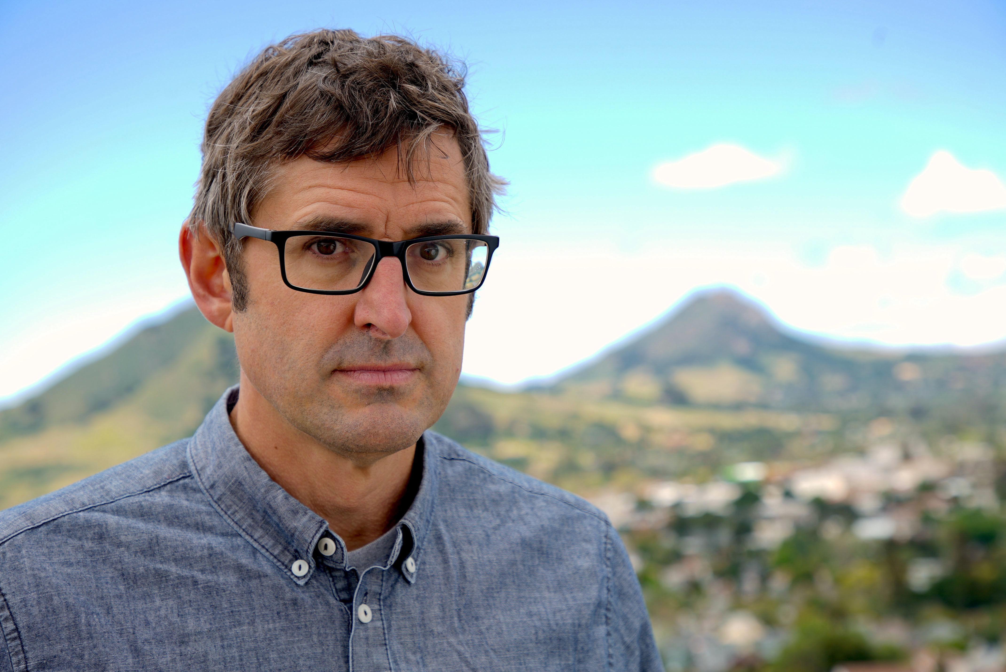 Louis Theroux (PA Photo/BBC/Bryony Shearmur)