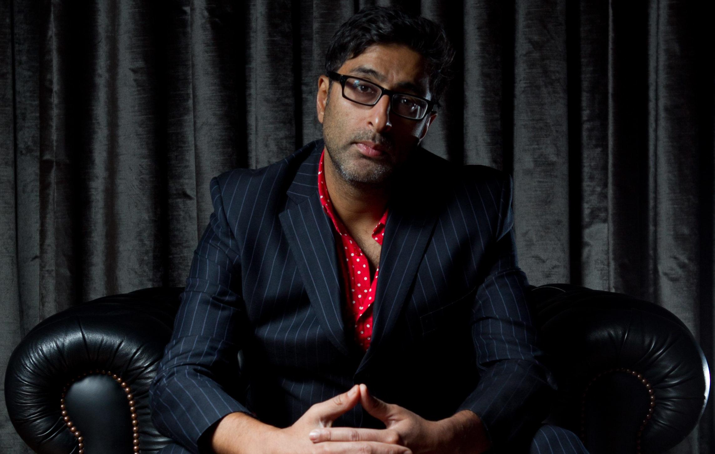 Sanjeev Kohli (Andrew Cawley/DC Thomson)