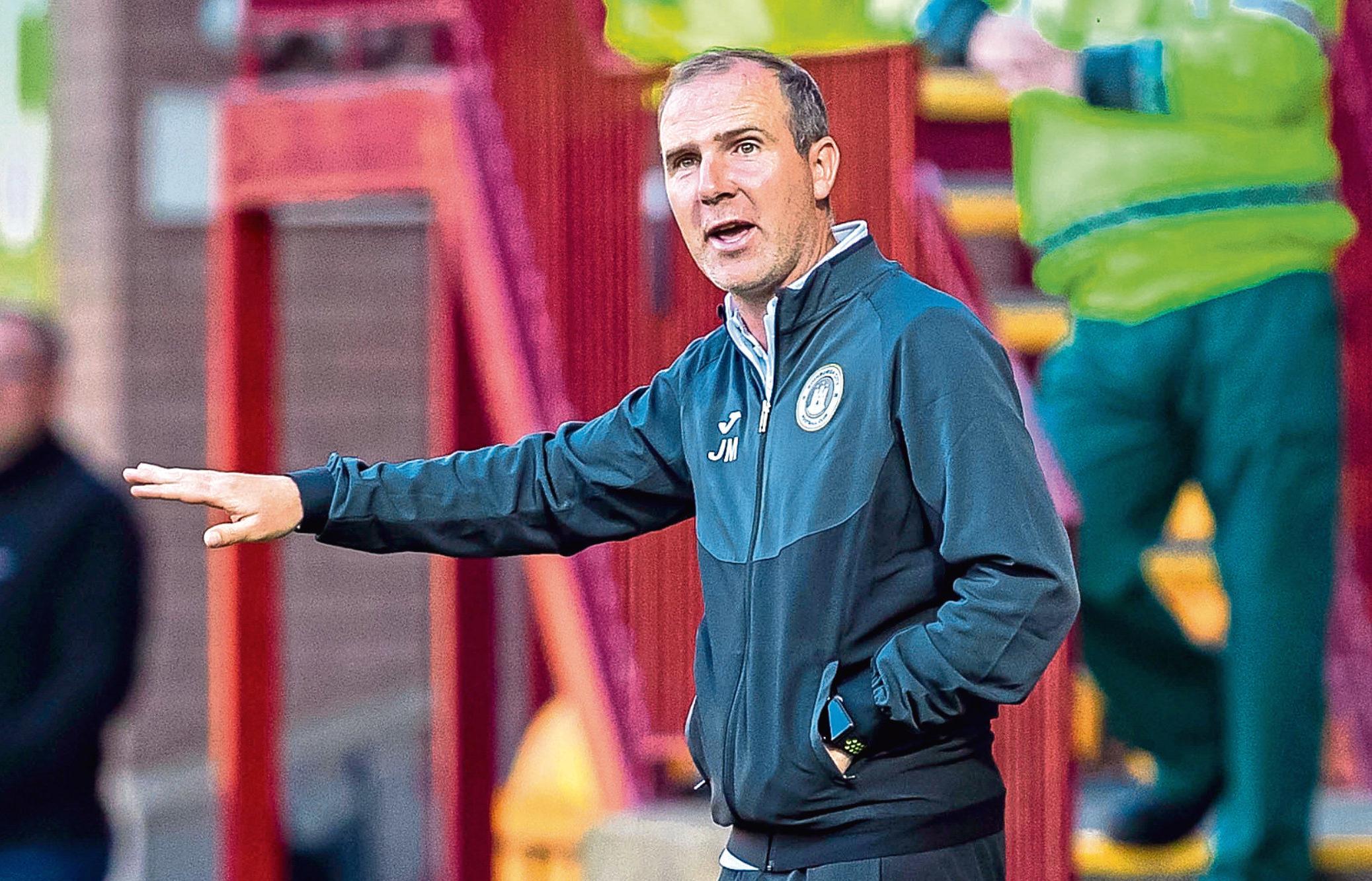Edinburgh City manager James McDonaugh (SNS Group)