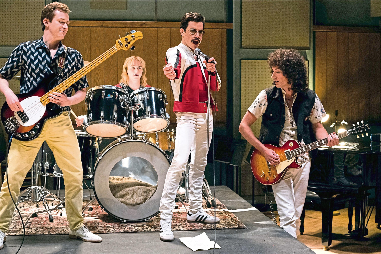 Bohemian Rhapsody  (Allstar/NEW REGENCY PICTURES)