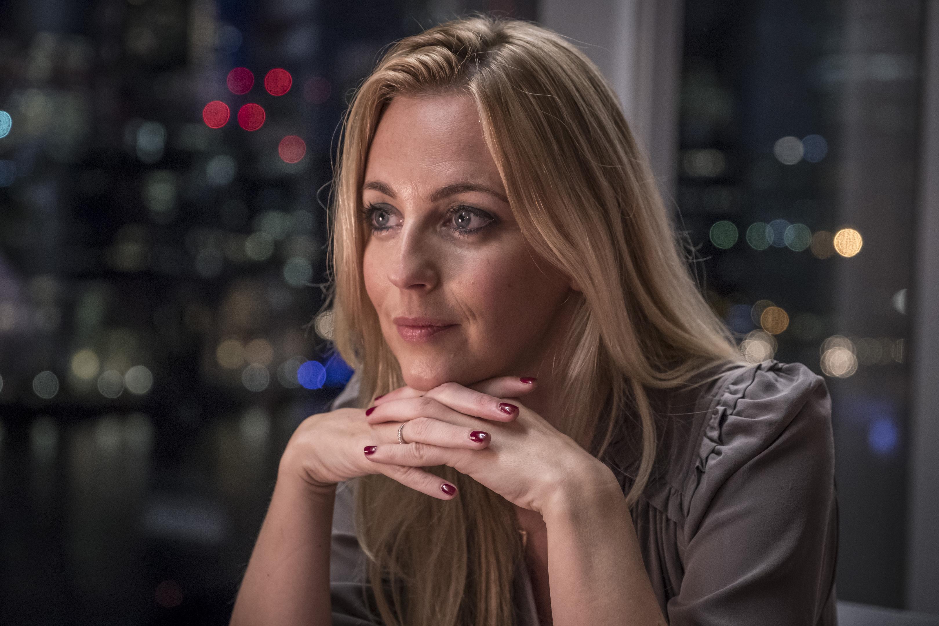 Miranda in Dark Heart (ITV)