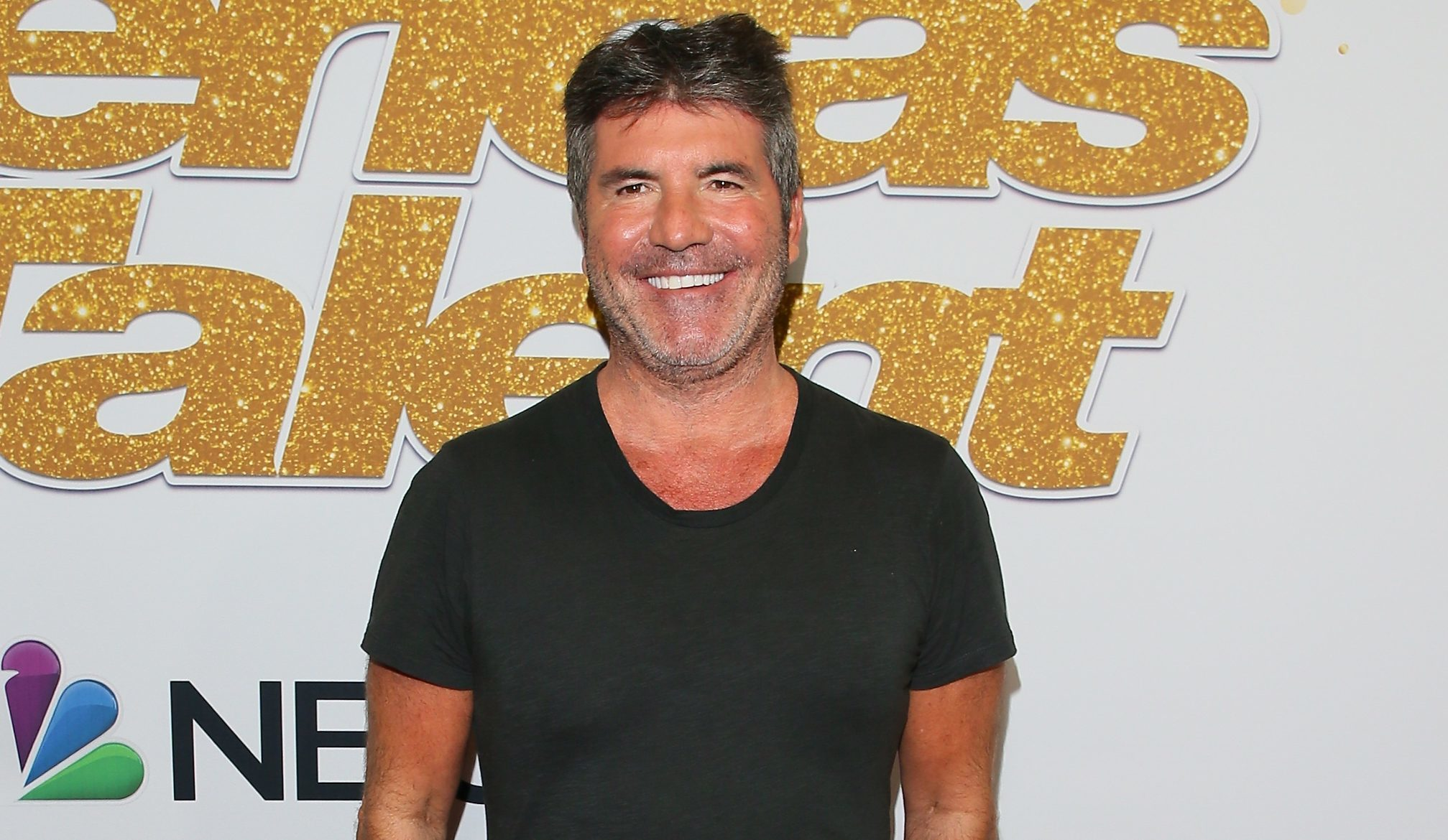 "Simon Cowell attends ""America's Got Talent"" Season 13 Live Show Red Carpet in Los Angeles, California. (JB Lacroix/GettyImages)"