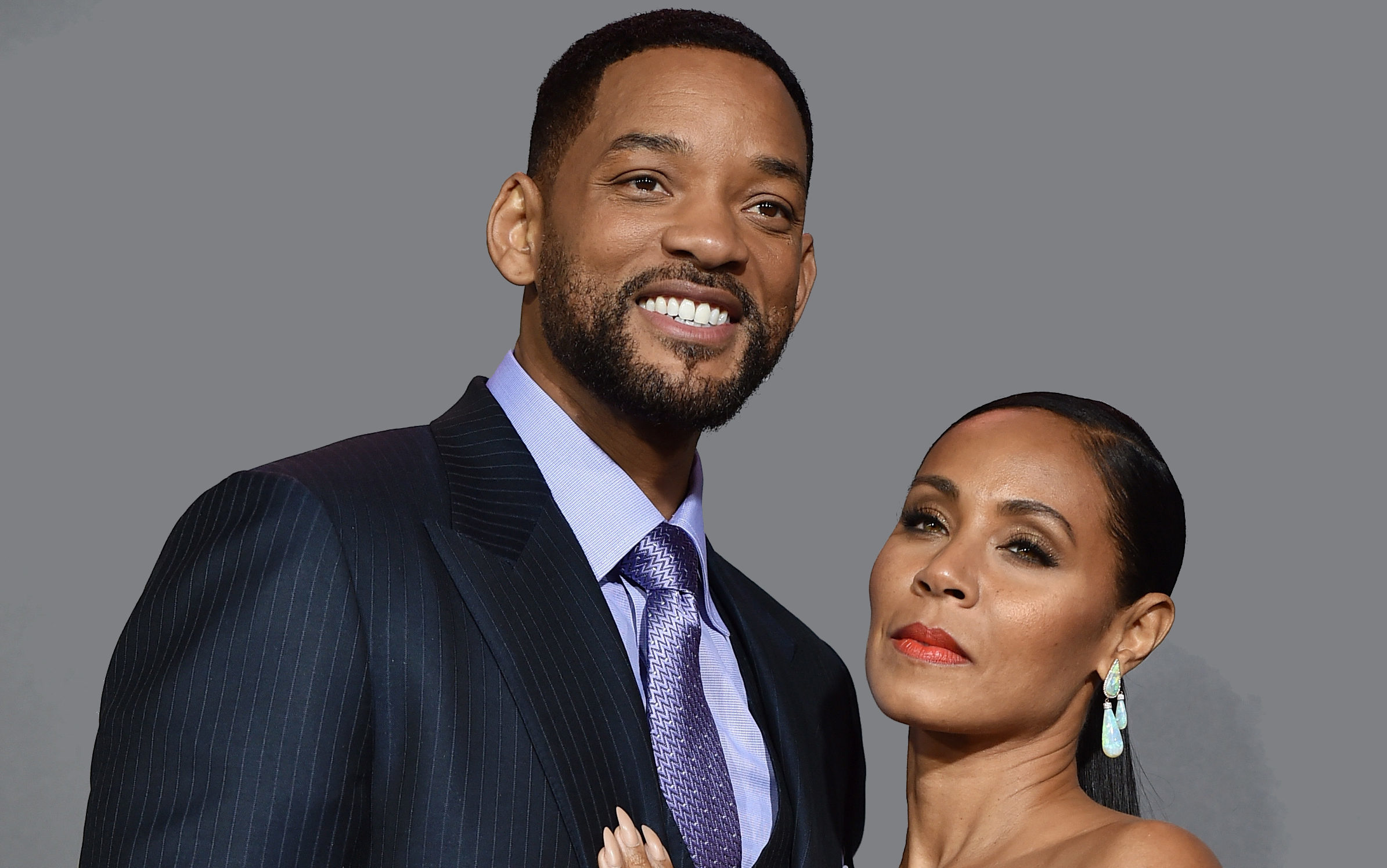 Actors Will Smith and Jada Pinkett Smith (Kevin Winter/Getty Images)