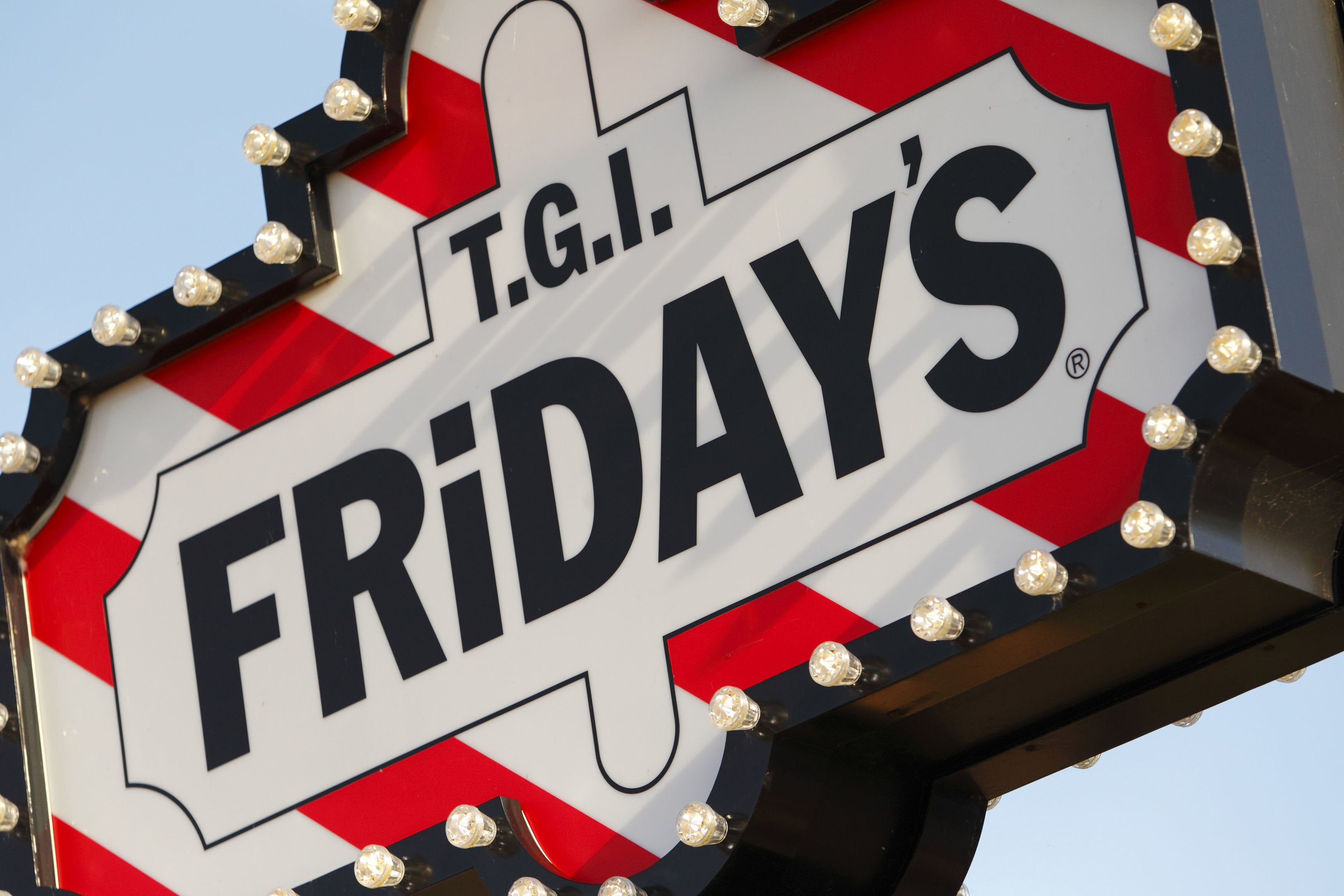 Workers from companies such as TGI Fridays will take day of action today over pay disputes .(Chris Ison/PA Wire)