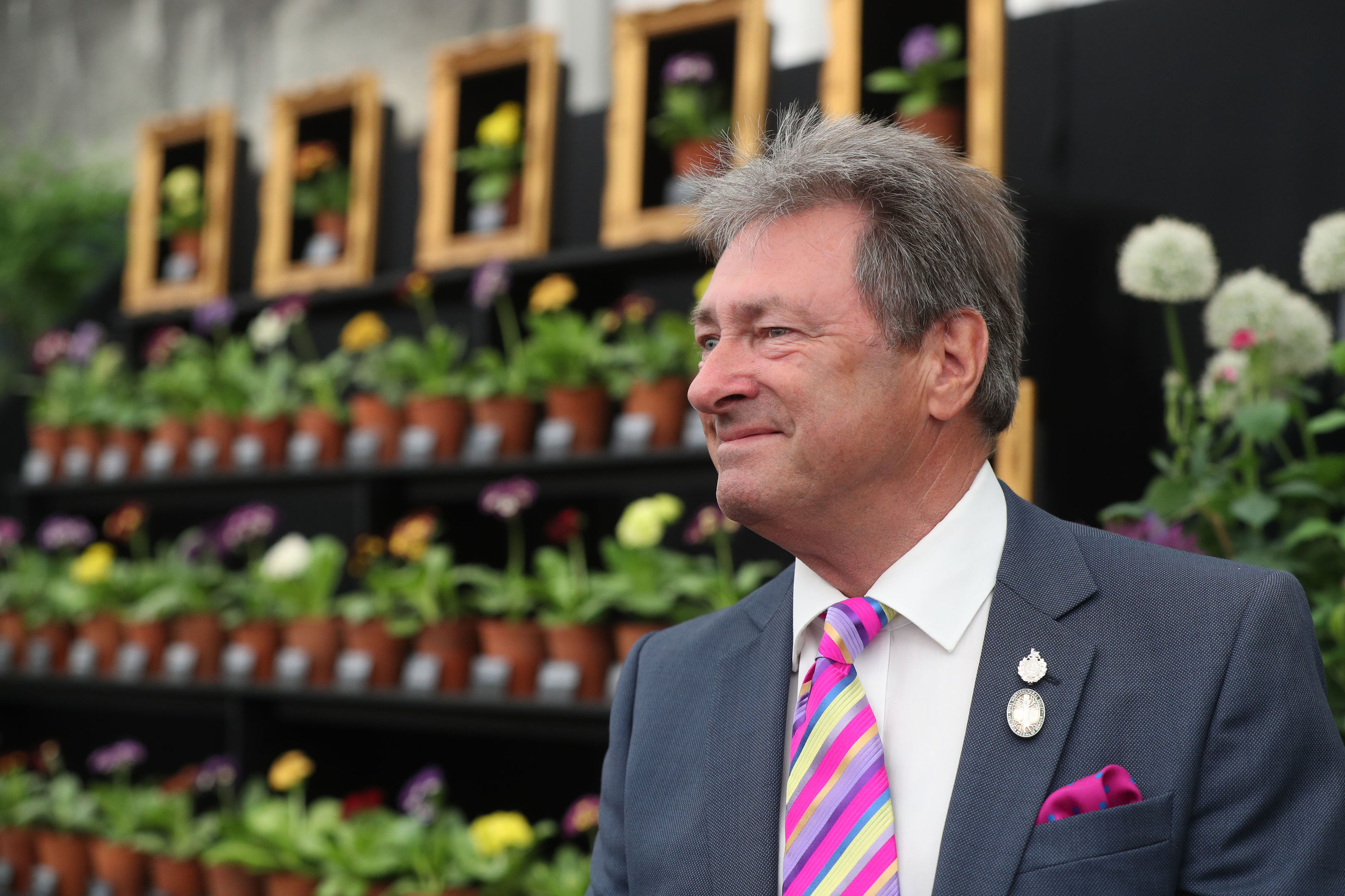 Alan Titchmarsh (PA Wire)
