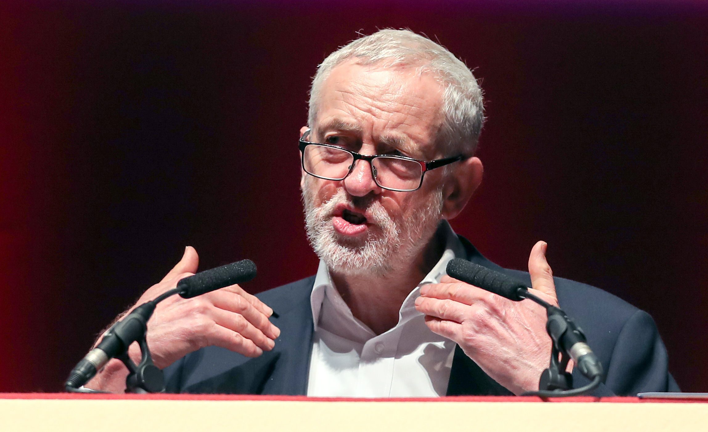 Jeremy Corbyn (Andrew Matthews/PA Wire)