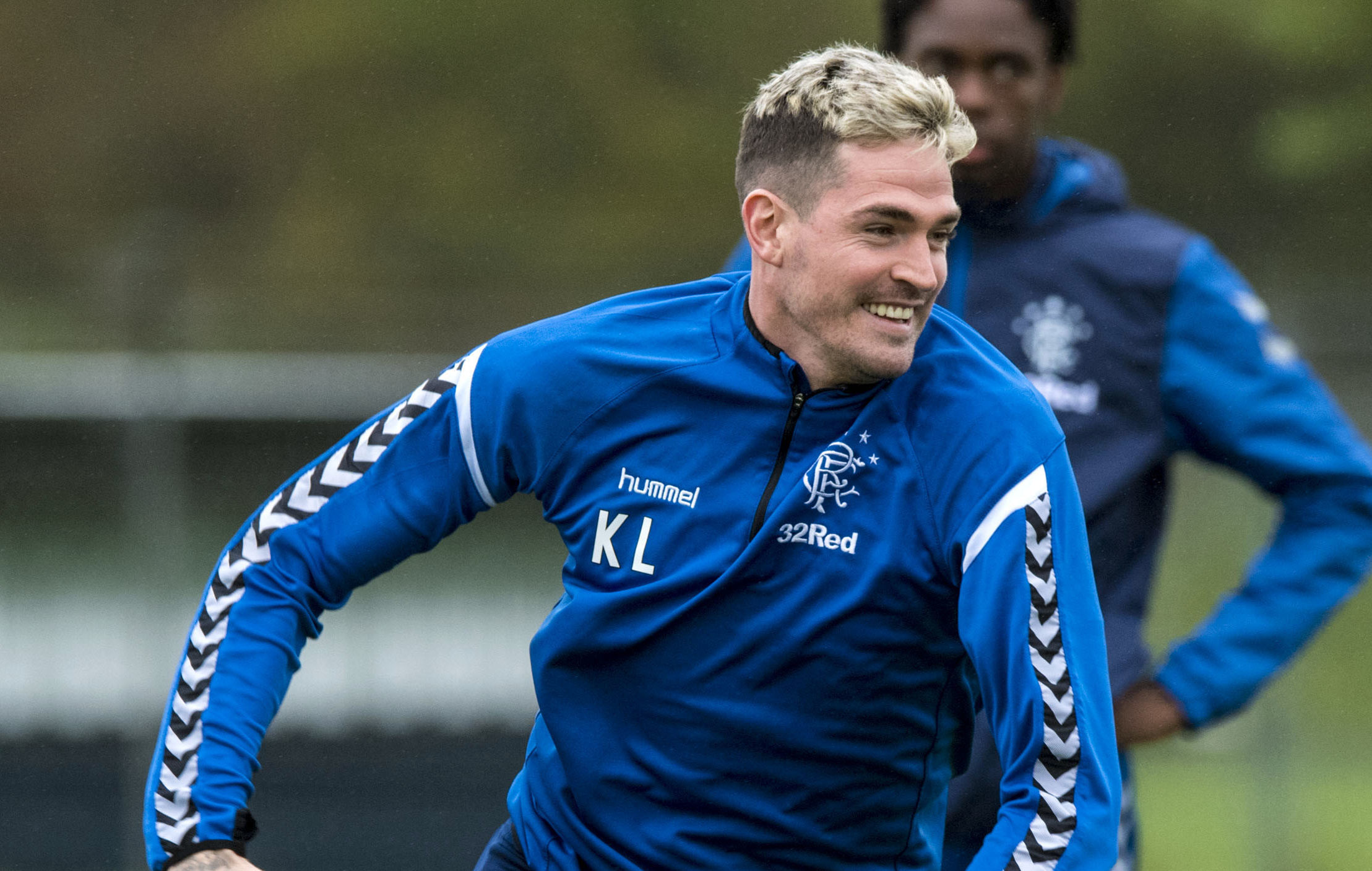 Rangers' Kyle Lafferty (SNS Group)