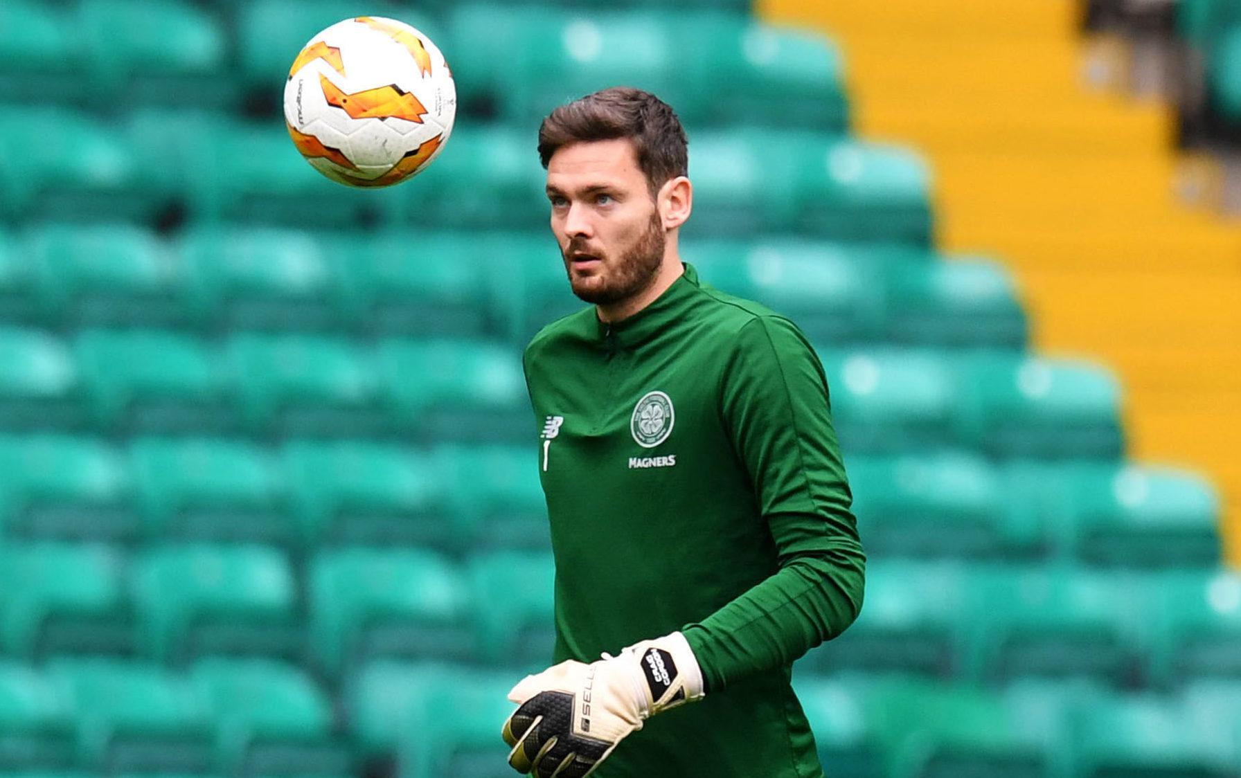 Celtic's Craig Gordon (SNS Group / Craig Williamson)