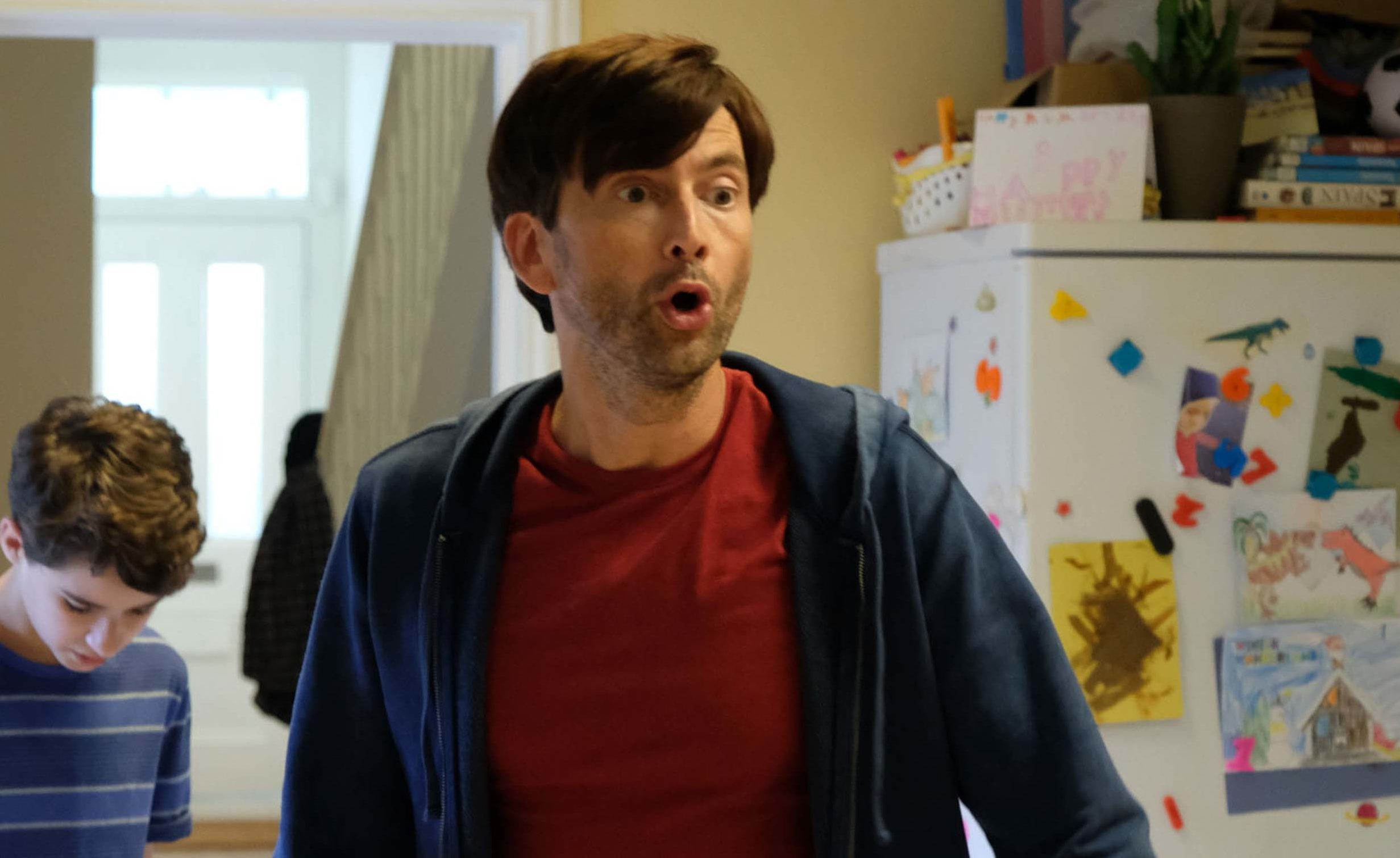David Tennant in There She Goes (Merman Productions / BBC / Kevin Baker)