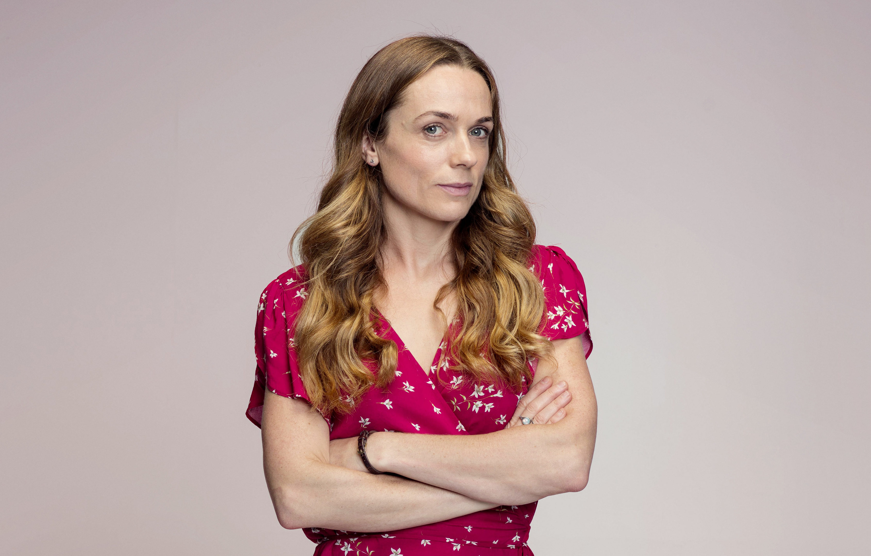 Kerry Condon (UKTV/Colin Hutton)