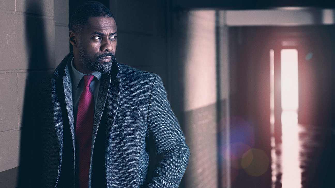 Idris Elba as Luther (BBC)