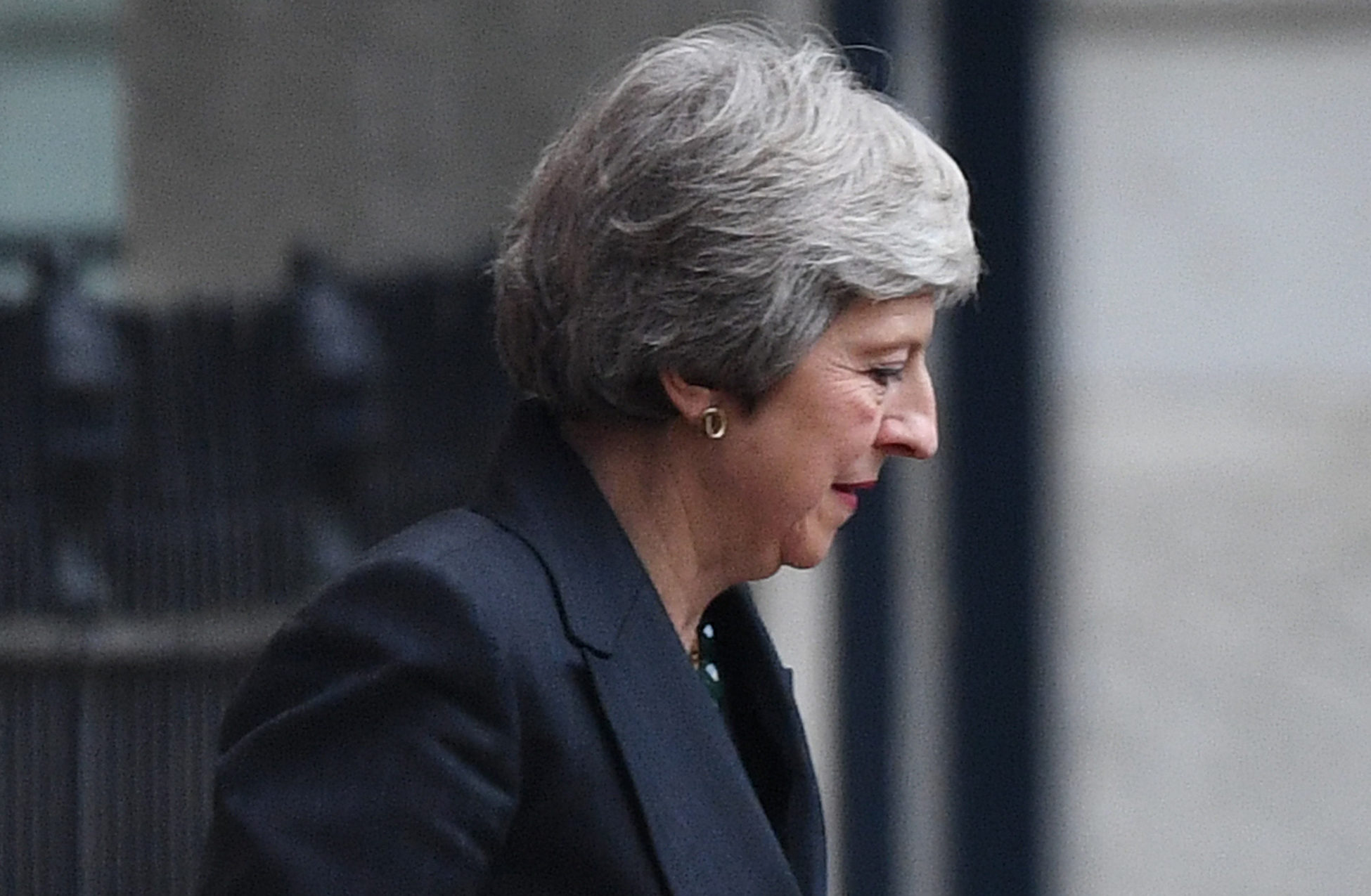 Theresa May (Leon Neal/Getty Images)