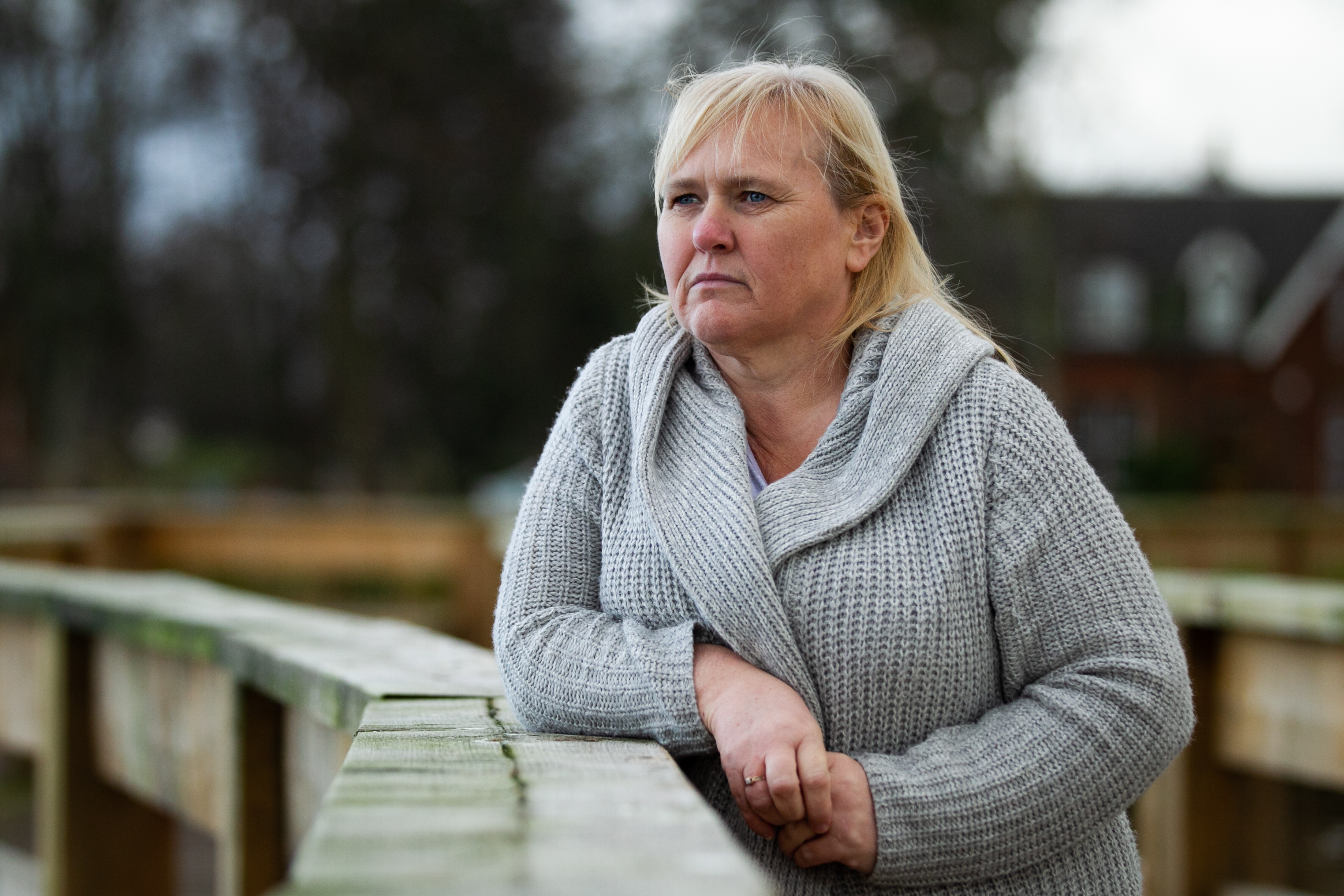 Pauline Hunt reveals how death of liver recipient in England raised the alarm and revealed transplant gave her cancer