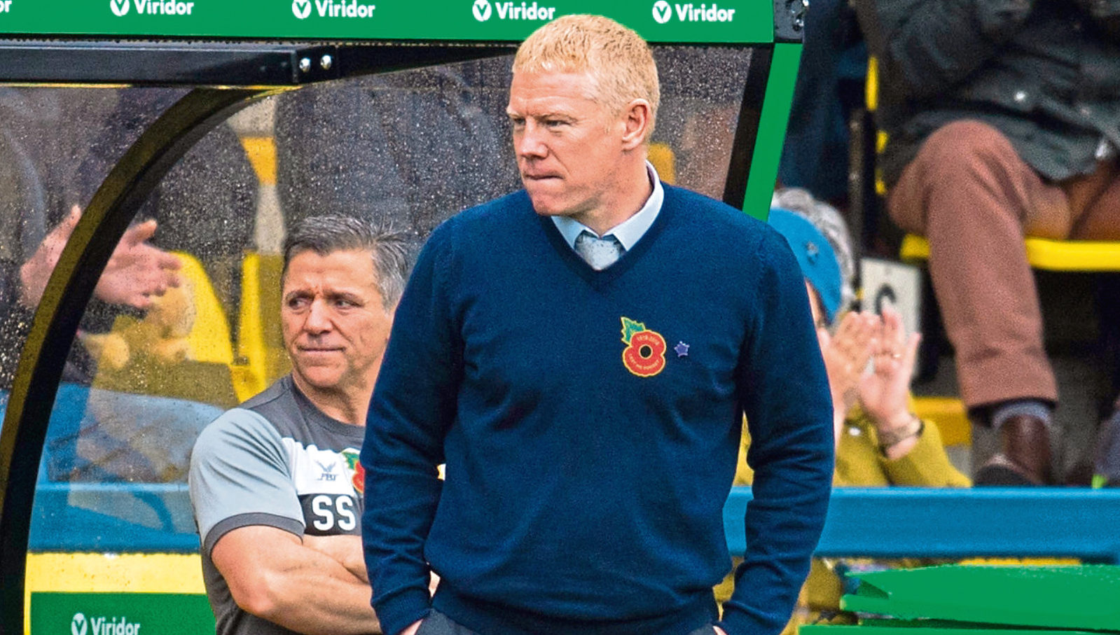 Livingston manager Gary Holt (SNS Group)