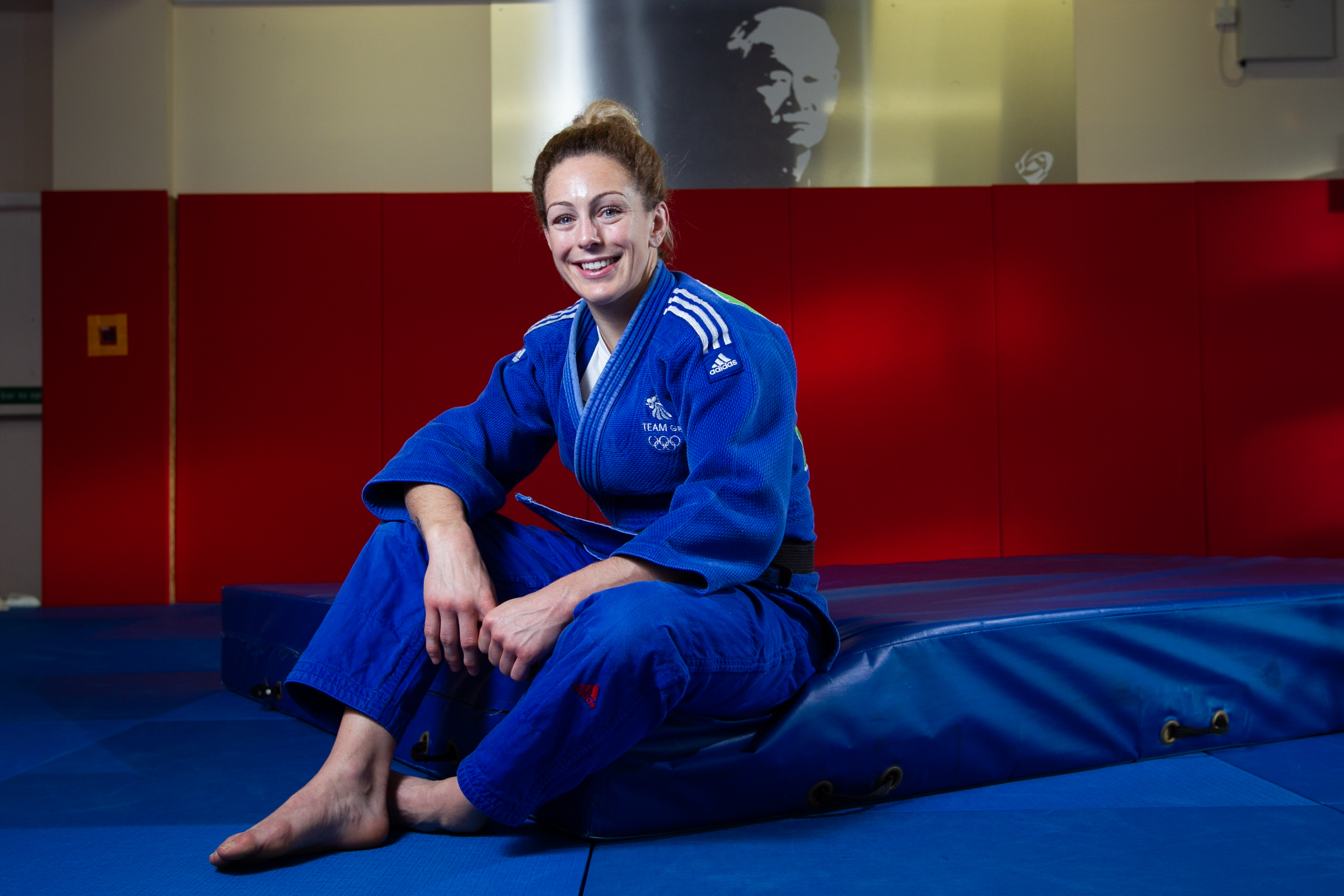 Sally Conway is an ambassador for Judo Rocks, a programme to encourage young girls into the sport (Andrew Cawley / DC Thomson)