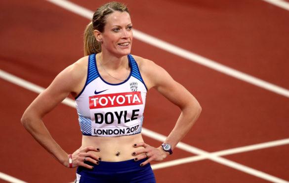 Eilidh Doyle