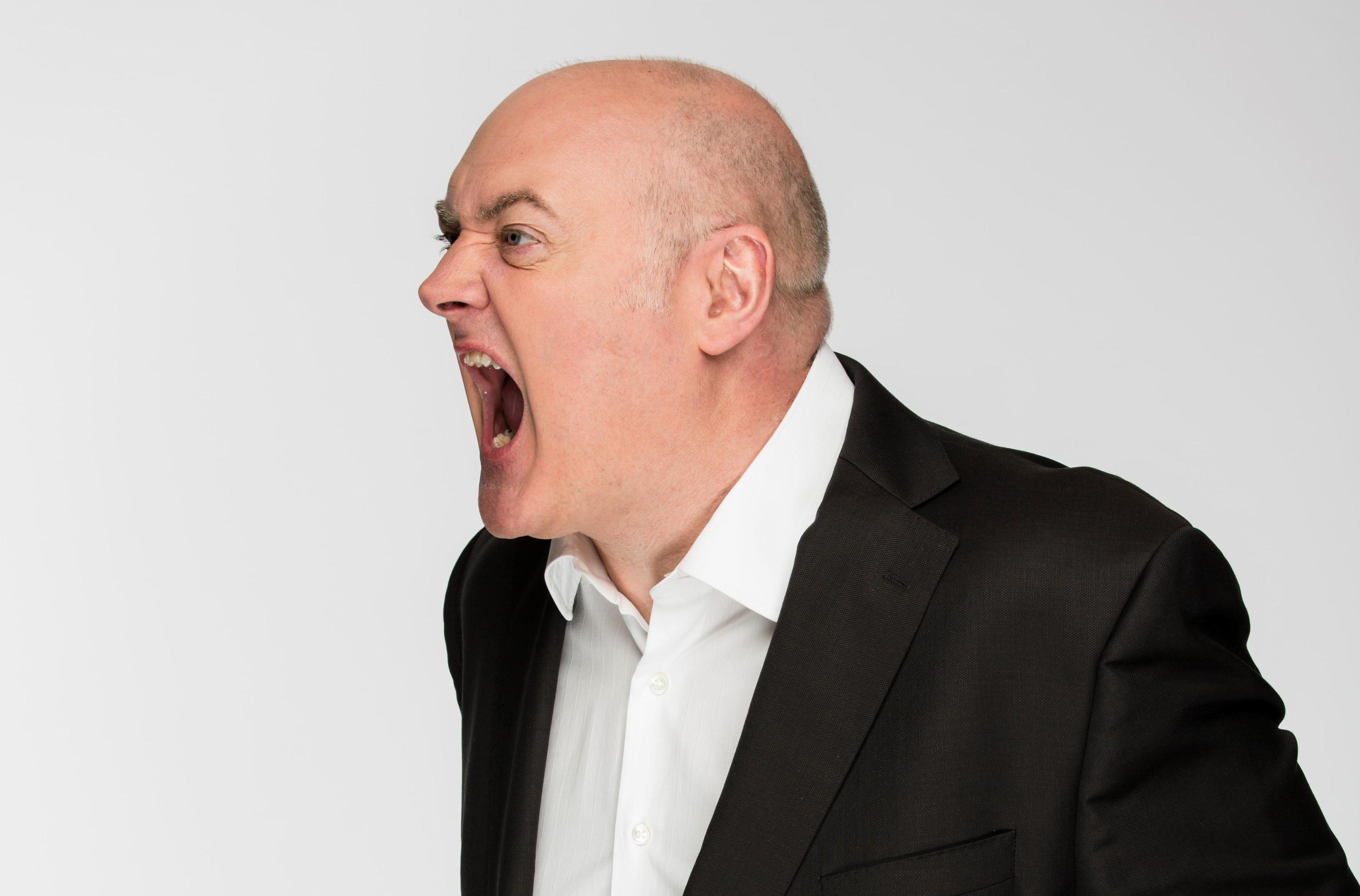 Dara is bringing his show to Edinburgh's Playhouse (Brian Ritchie)