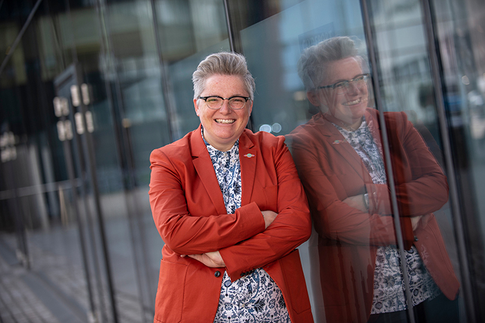 Louise Smith, head of digitisation, personal and business banking at Royal Bank of Scotland