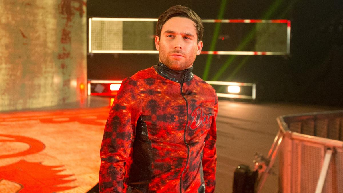 Scots wrestler Noam Dar (WWE)