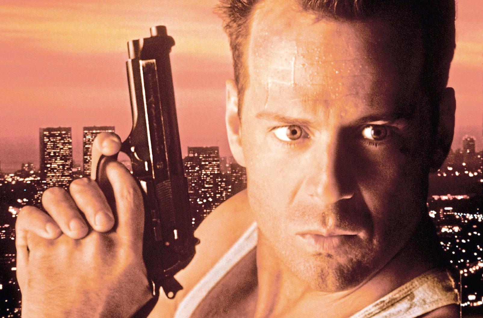 Bruce Willis in Die Hard (Allstar/20TH CENTURY FOX)