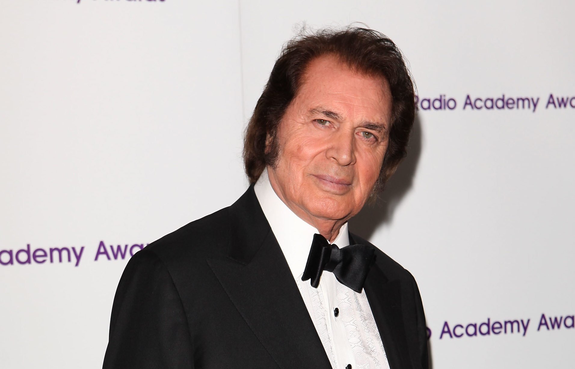 Engelbert Humperdinck at the Sony Radio Adacemy Awards. (Tim Whitby/Getty Images)