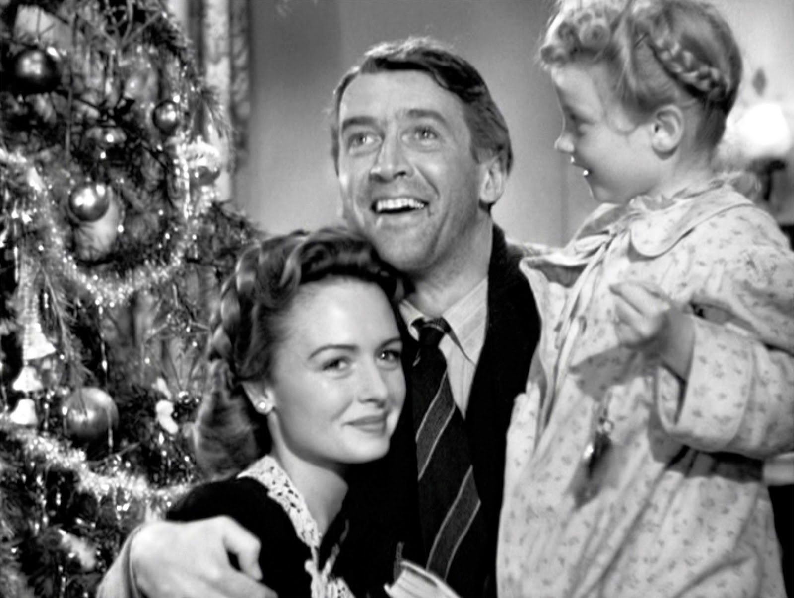 It's a Wonderful Life deals with suicide at Christmas time.