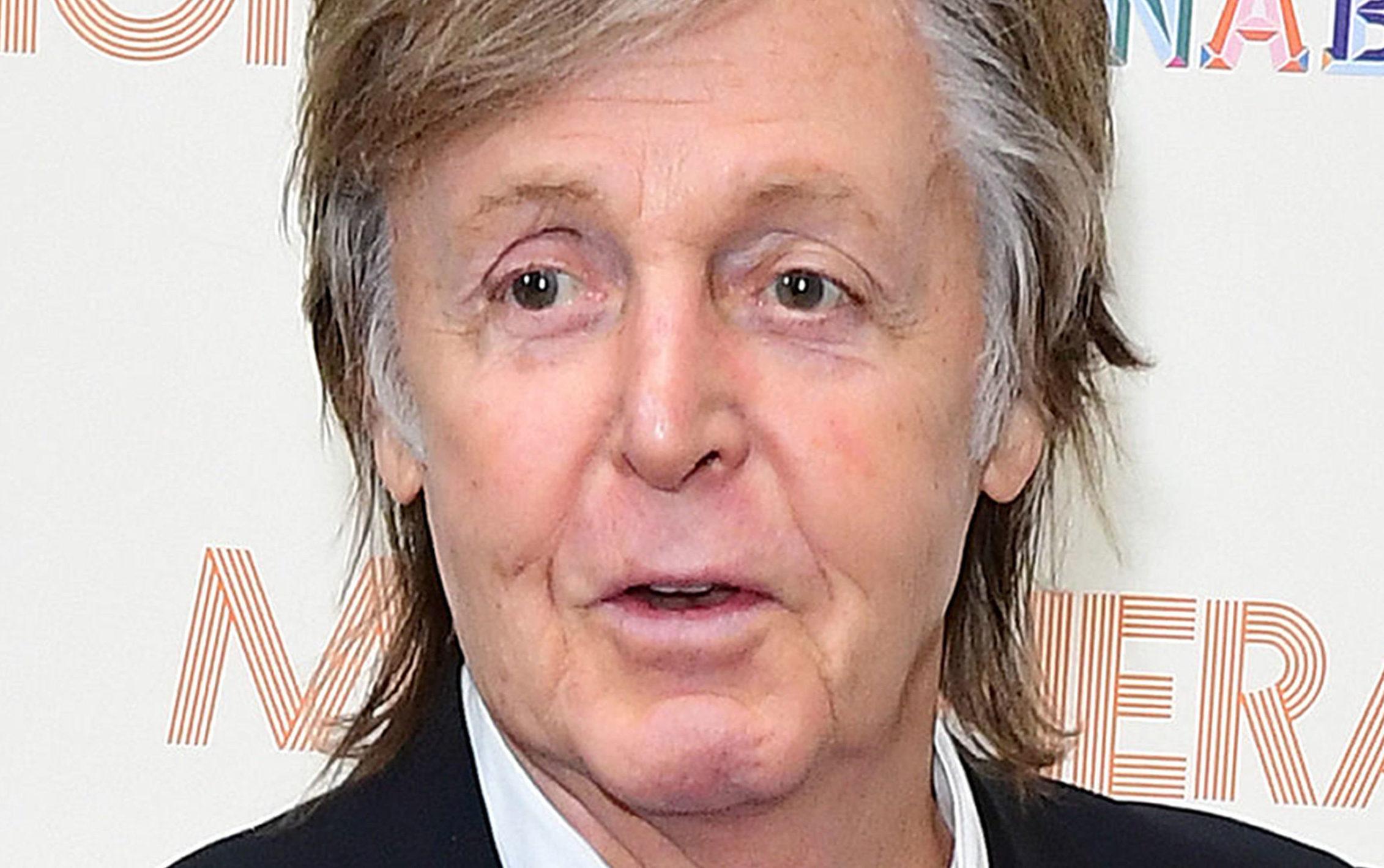 Sir Paul McCartney (Ian West/PA Wire)
