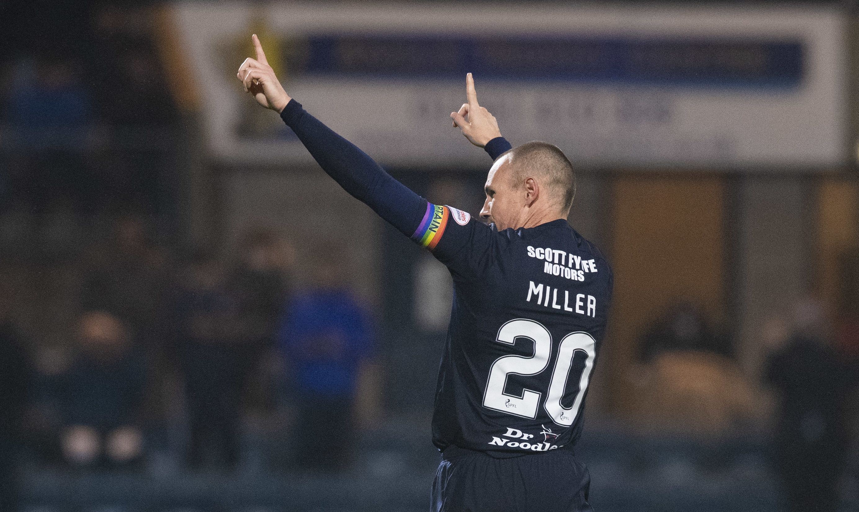 Dundee's Kenny Miller (SNS Group)