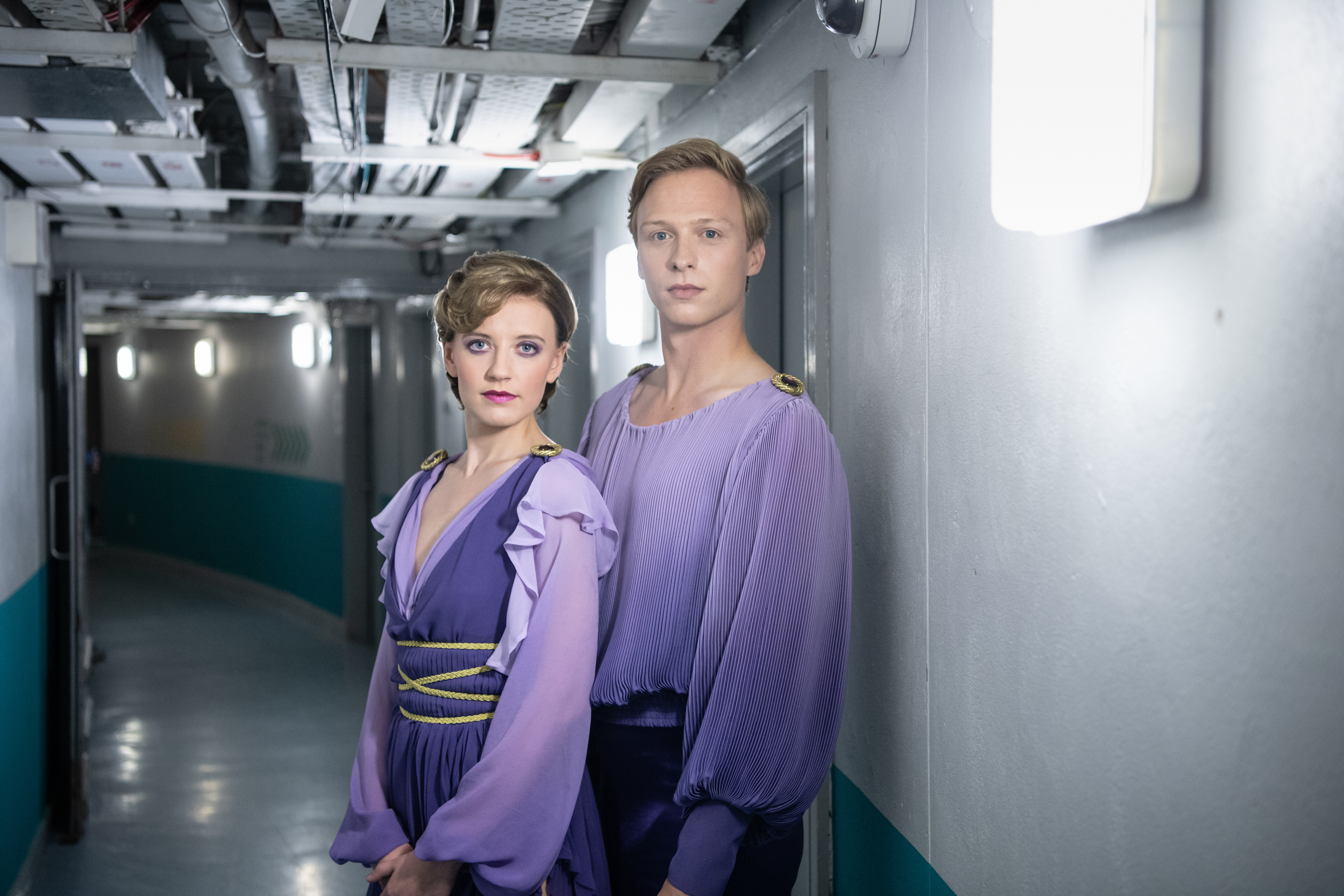 Poppy Lee and Will (ITV)
