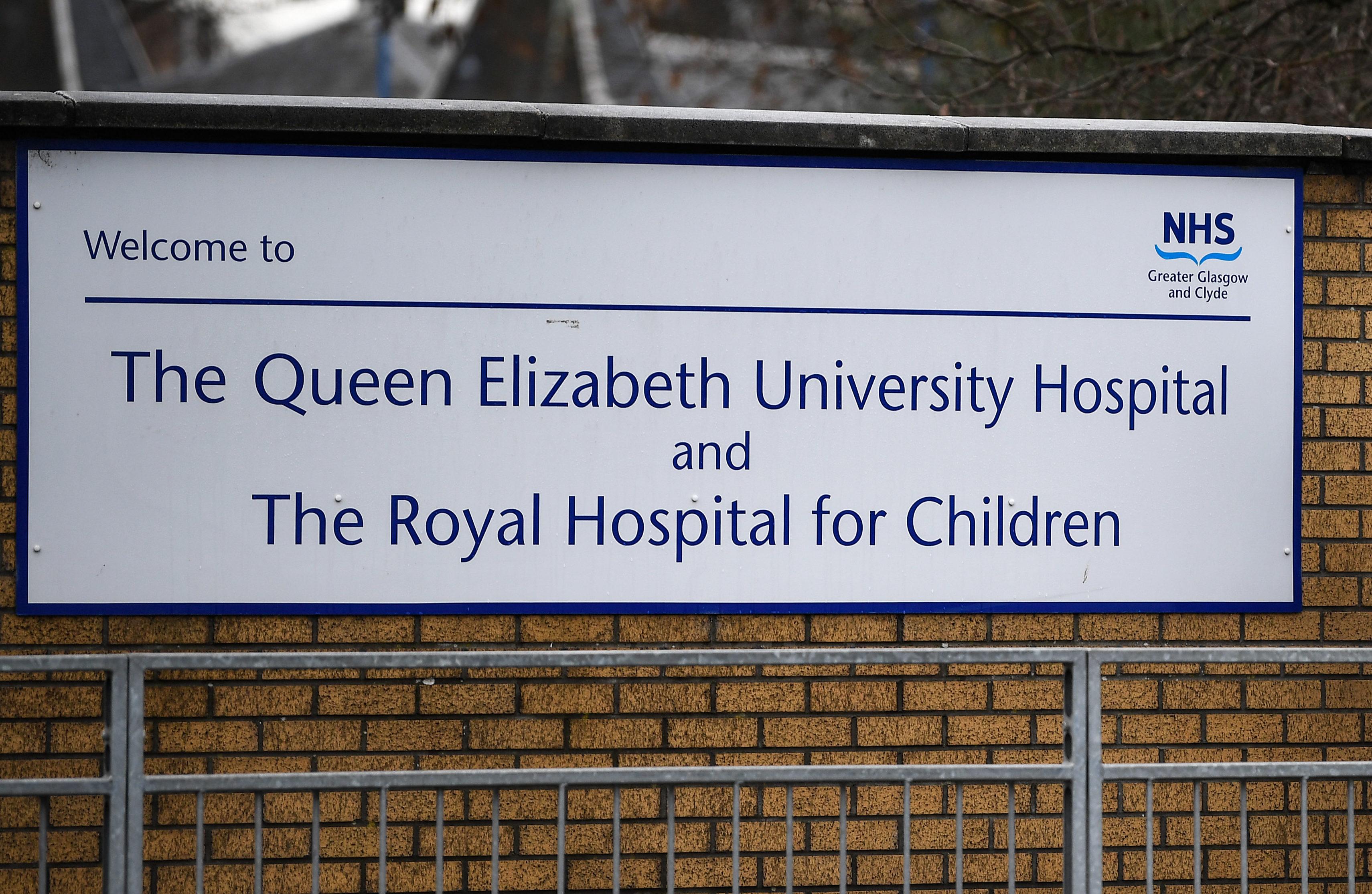 Queen Elizabeth University Hospital (Jeff J Mitchell/Getty Images)